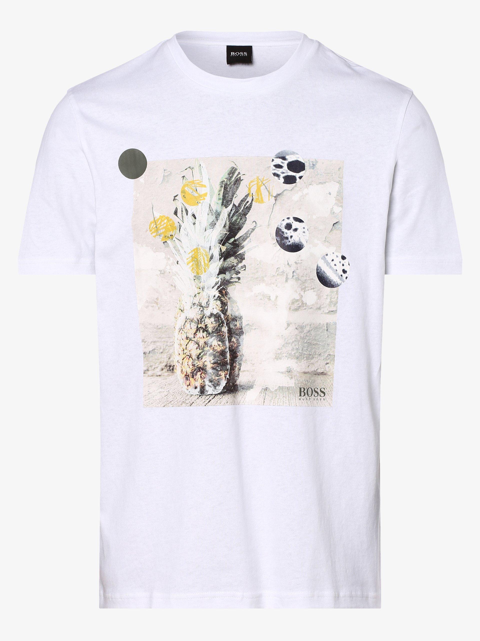 BOSS Casual T-shirt męski – Troaar 4