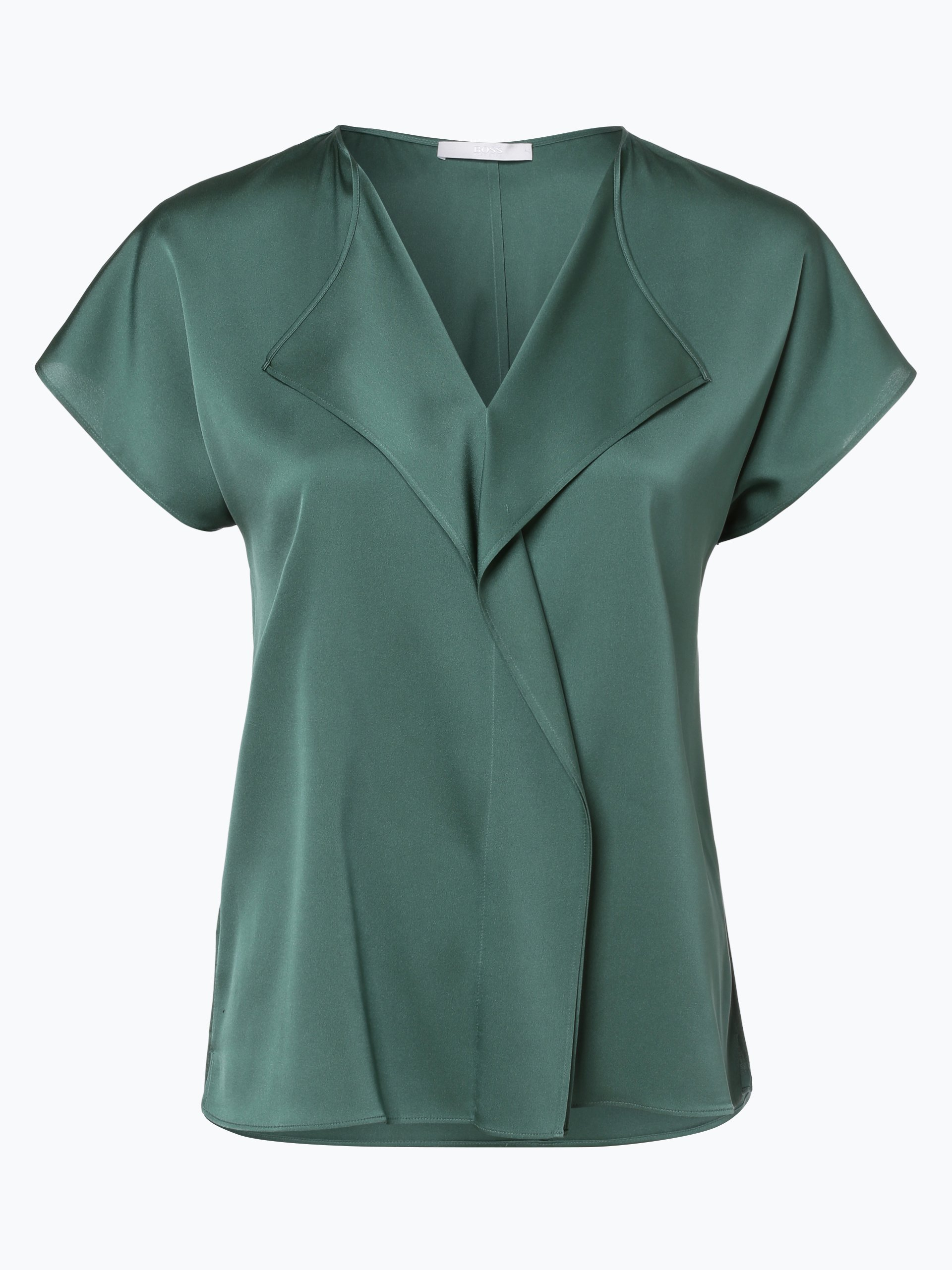 BOSS Damen Bluse aus Seiden-Mix - Intessa