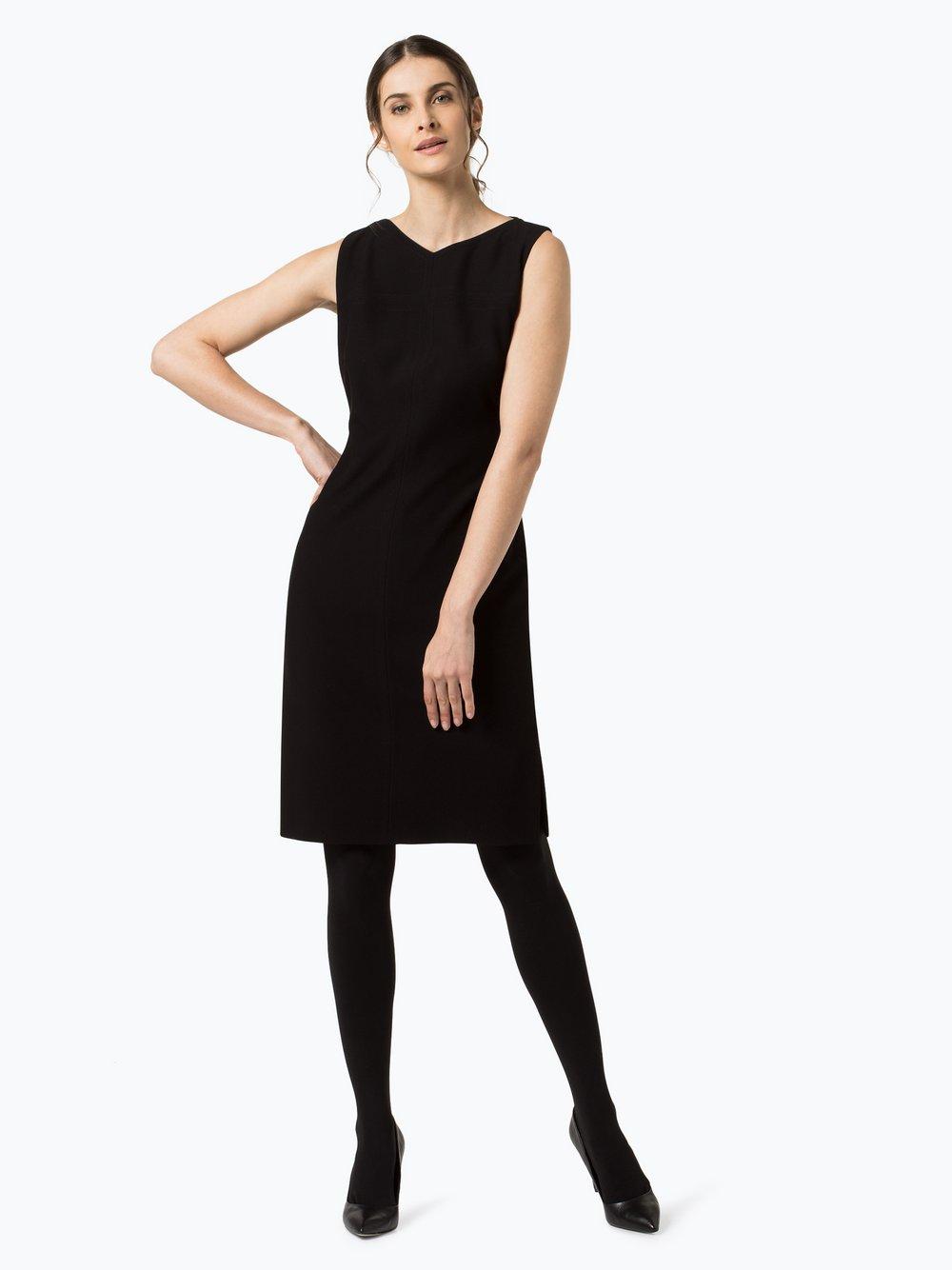 BOSS Damen Kleid - Dilamena schwarz uni online kaufen | VANGRAAF.COM