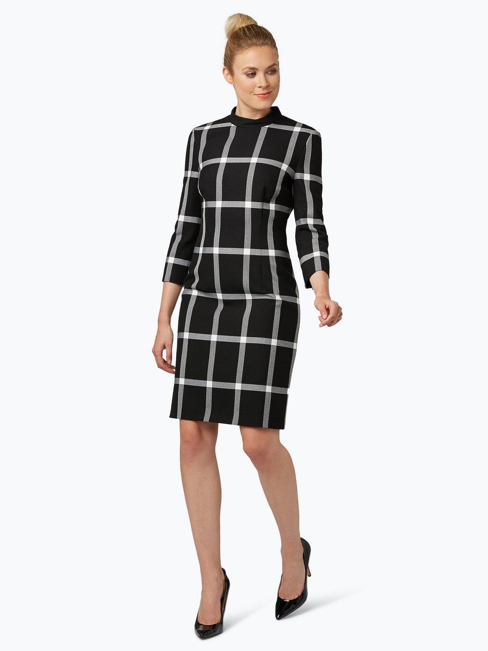 Boss Damen Kleid Hadena Online Kaufen Vangraaf Com