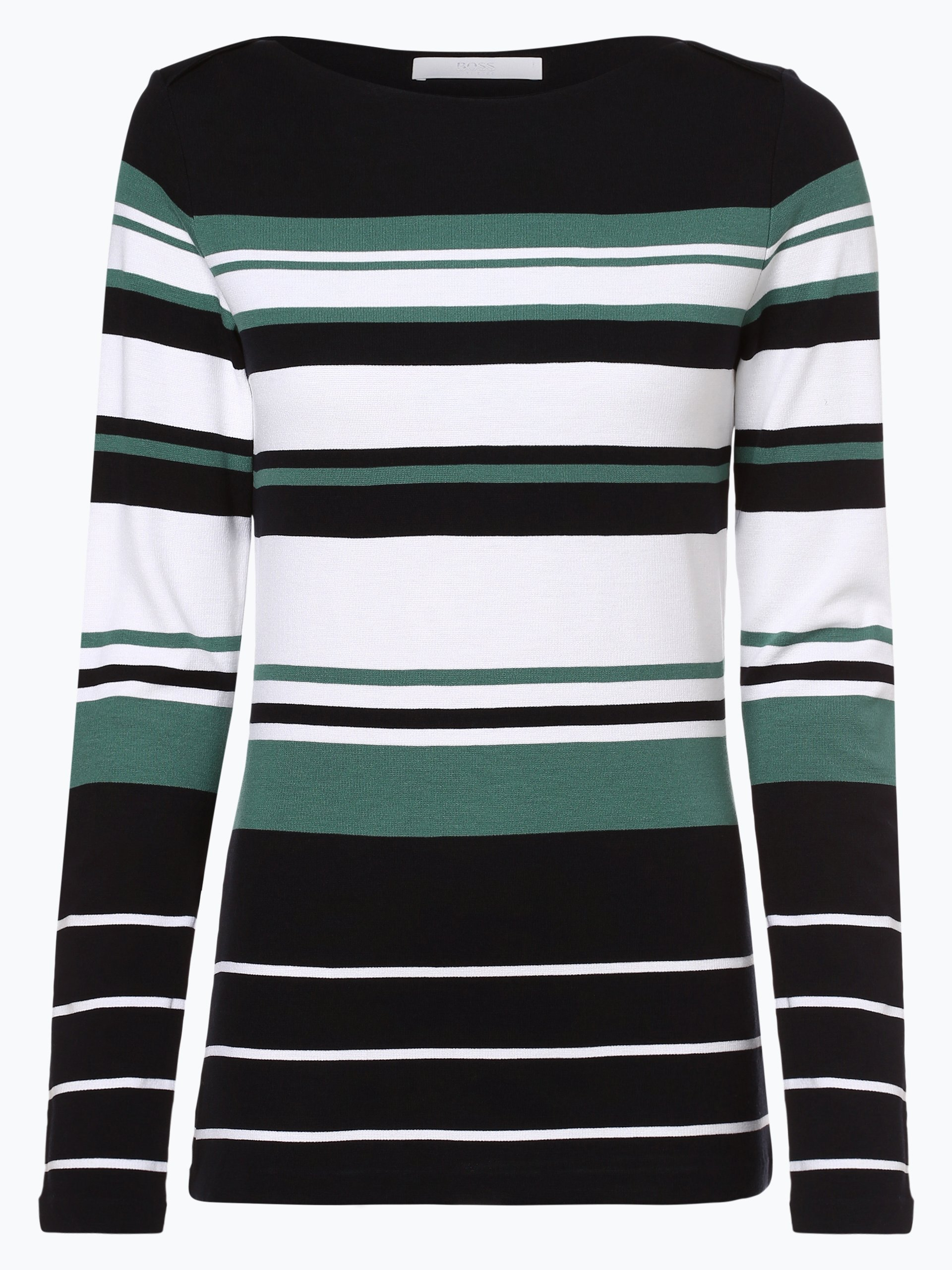 BOSS Damen Langarmshirt - Elive