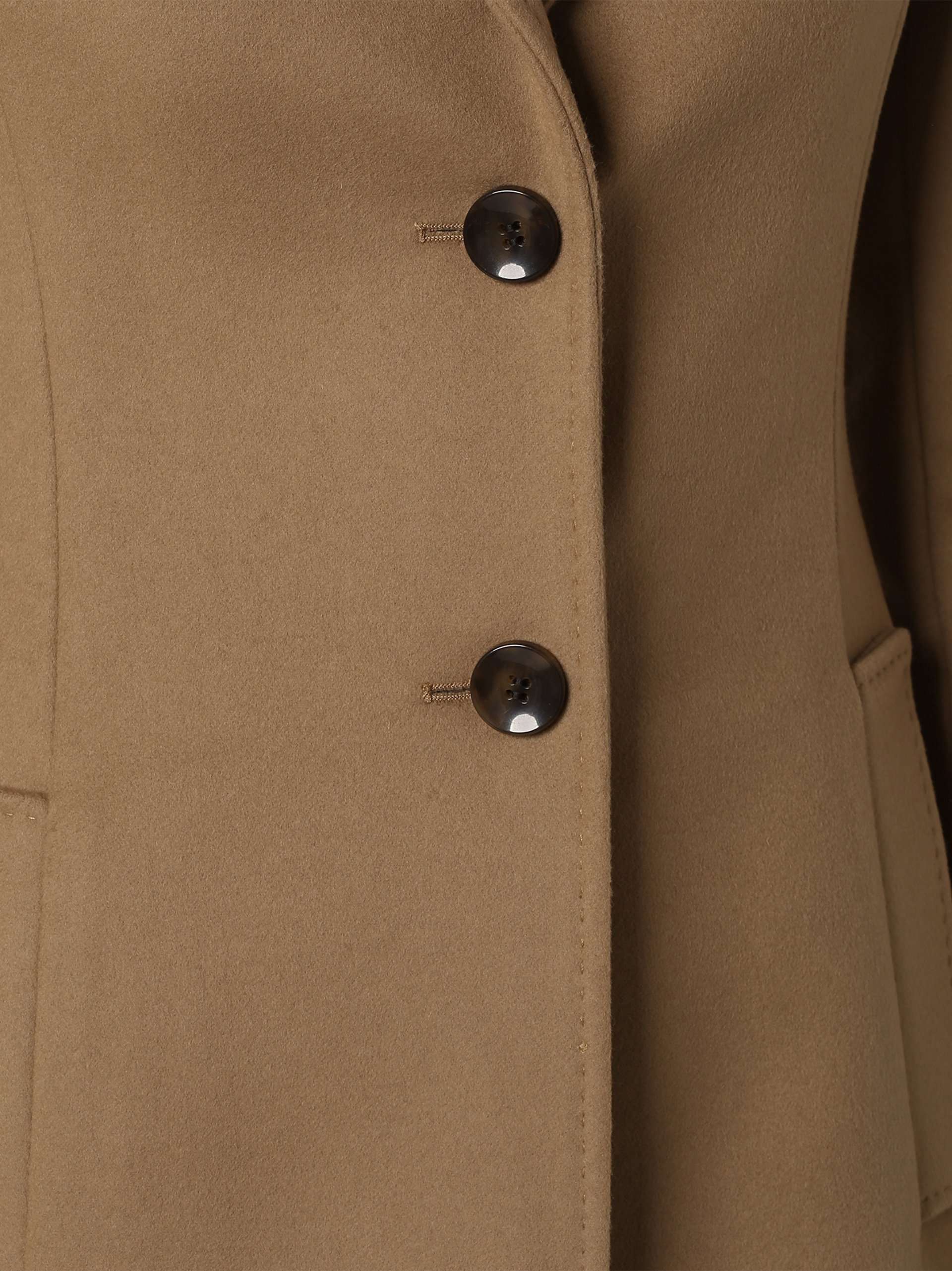 BOSS Damen Mantel mit Cashmere-Anteil - Cavinela