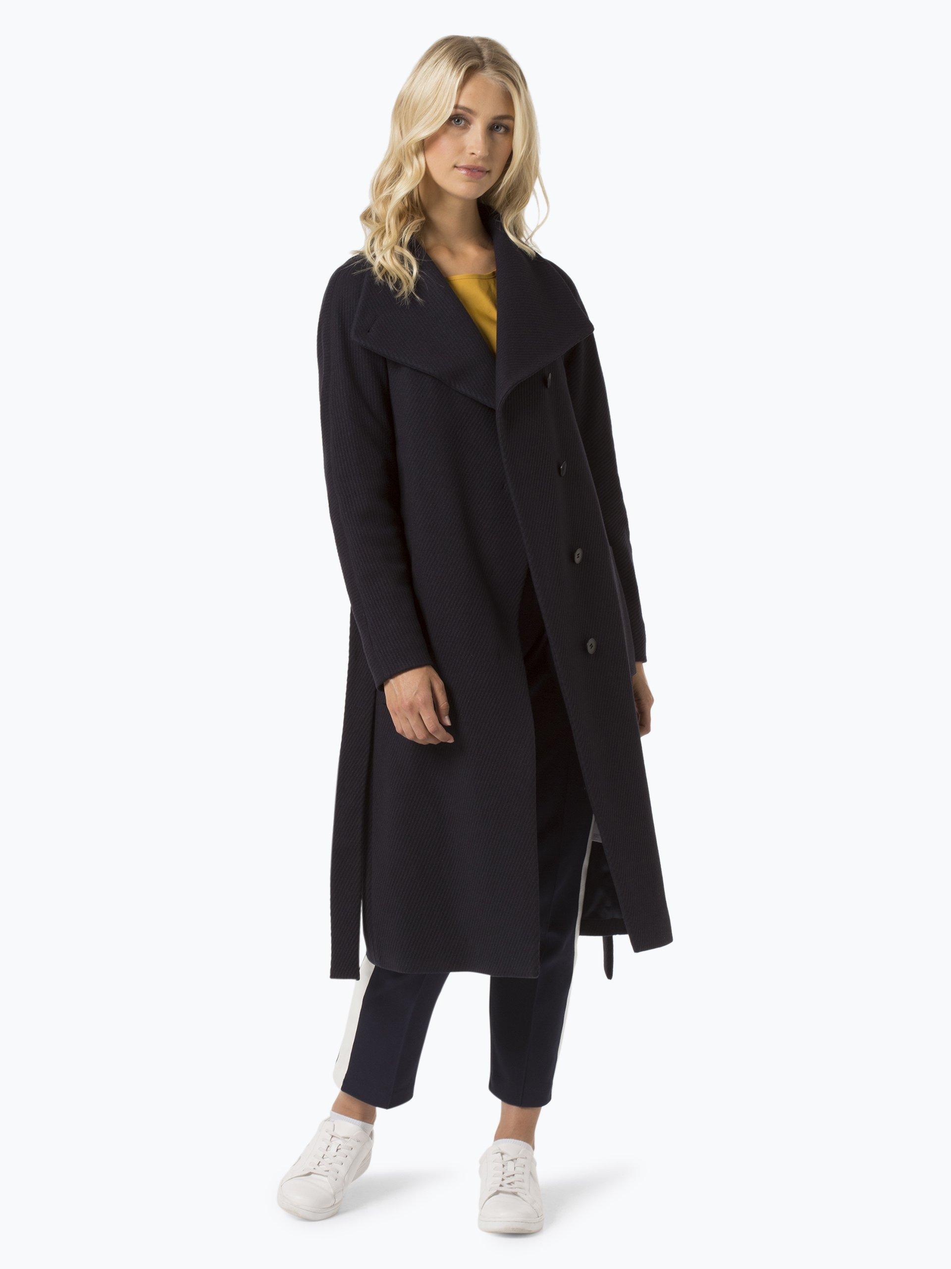 boss damen mantel mit cashmere anteil cedani online kaufen vangraaf com. Black Bedroom Furniture Sets. Home Design Ideas