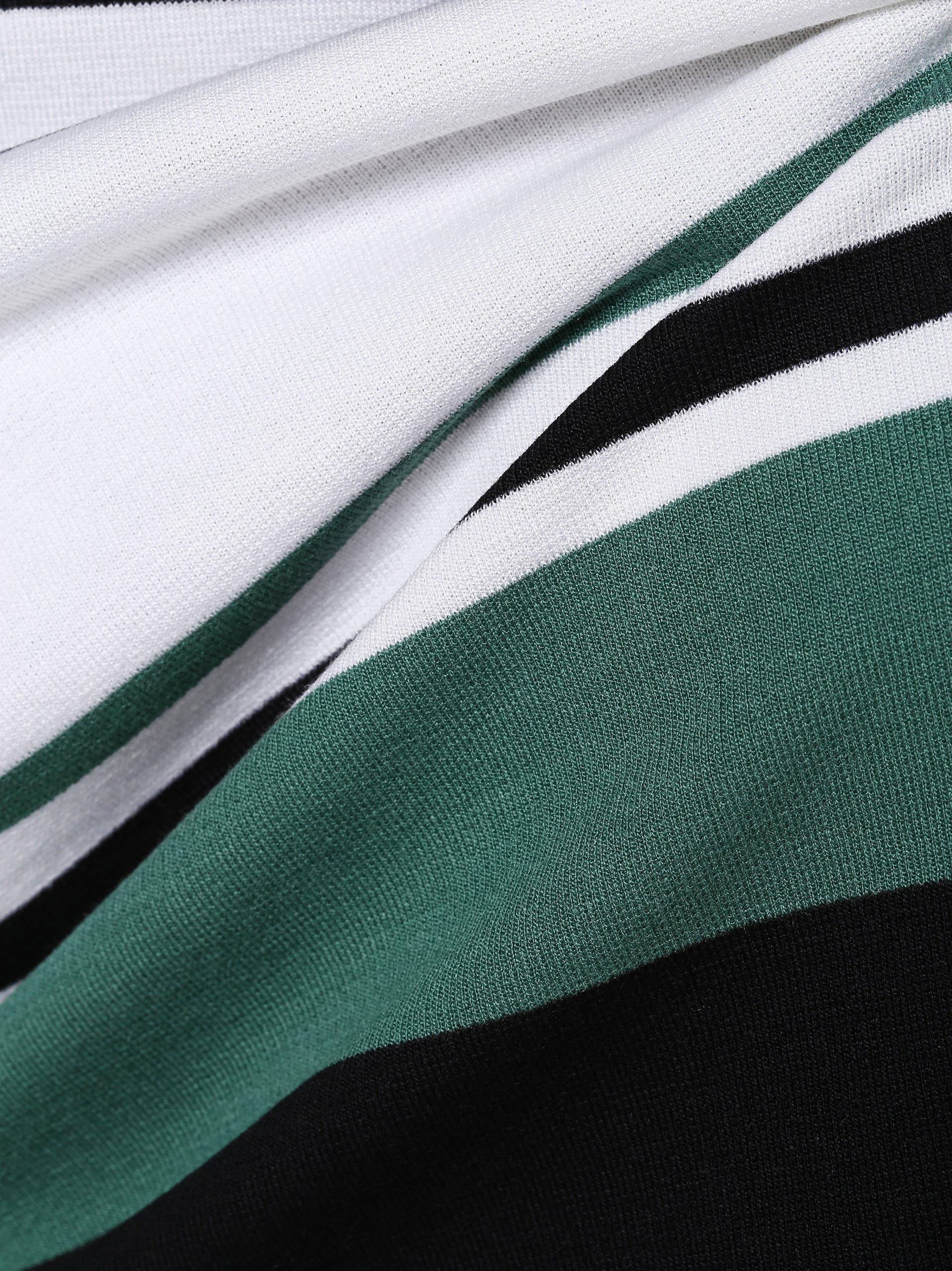 BOSS Damska koszulka z długim rękawem – Elive