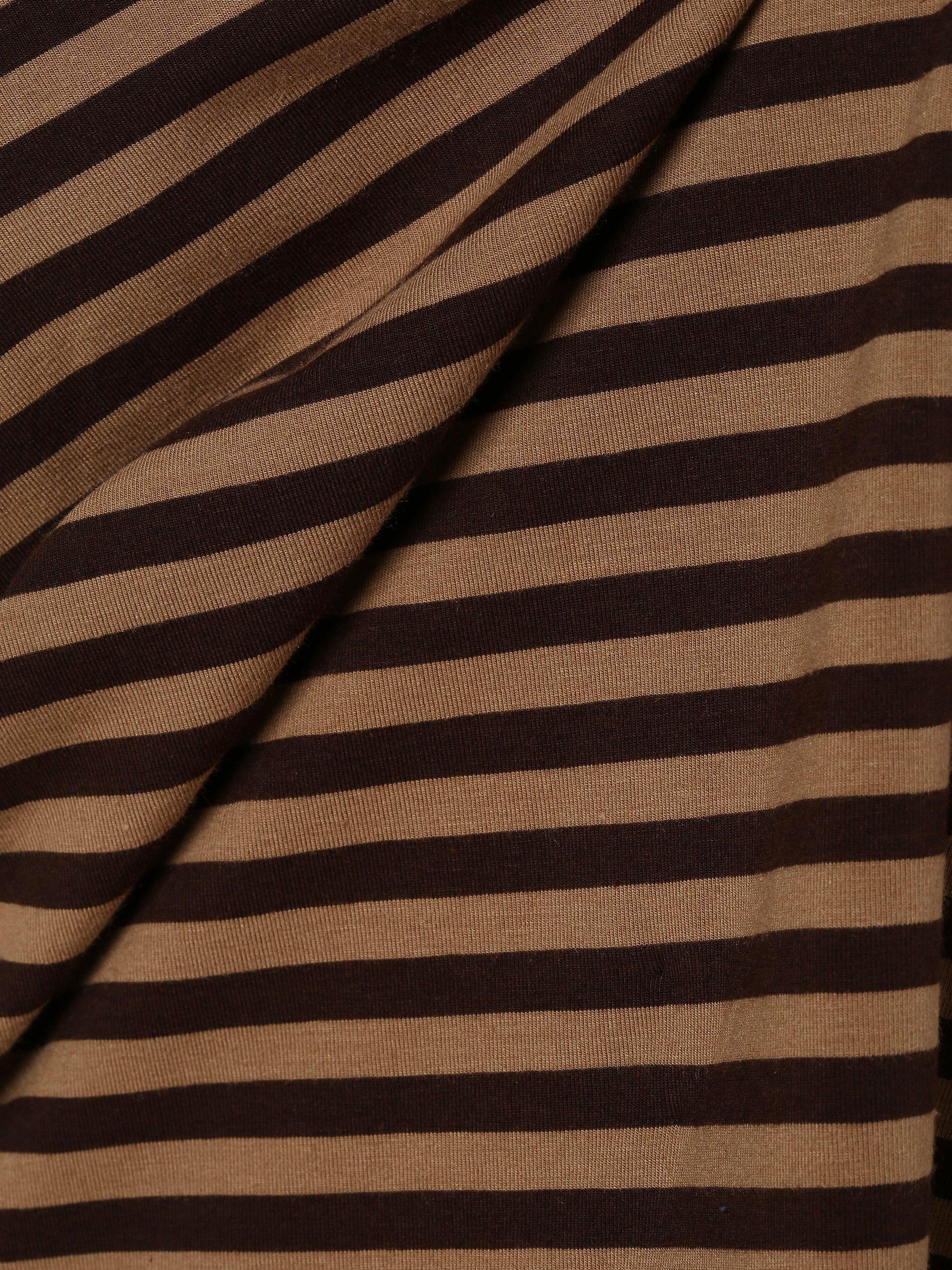 BOSS Damska koszulka z długim rękawem – Emeia