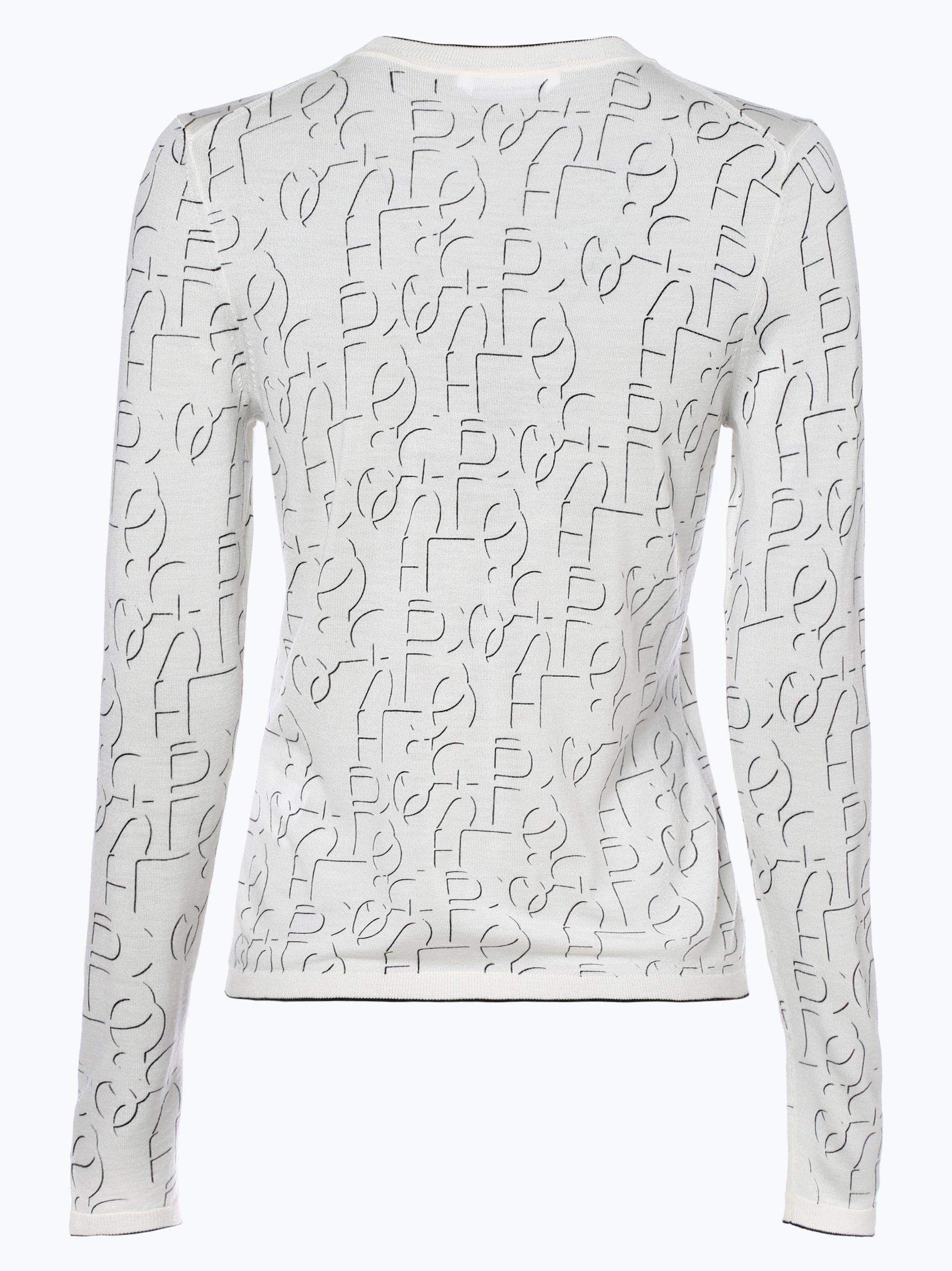 BOSS Damski sweter z wełny merino – Fermila
