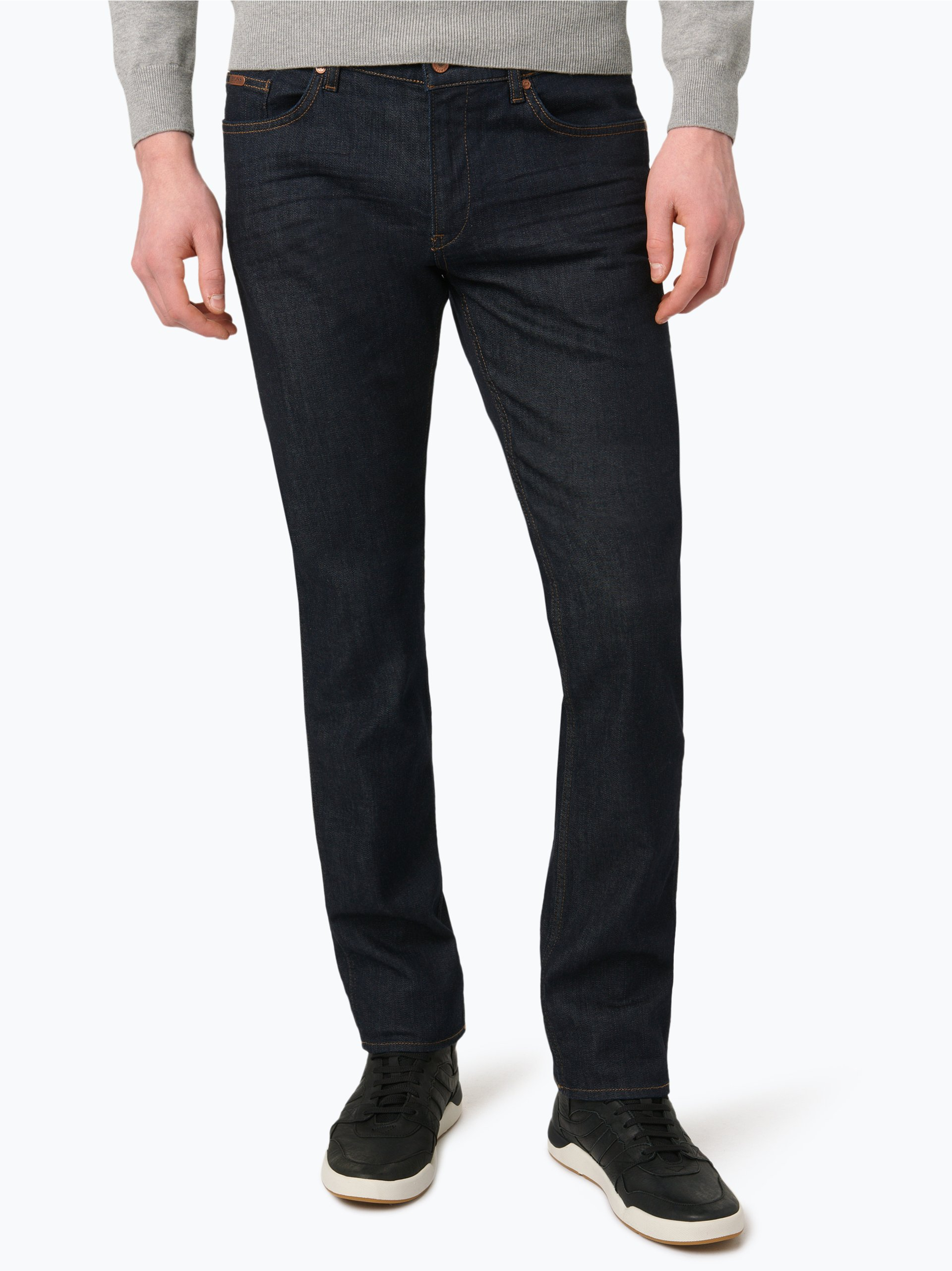 boss green herren jeans c delaware1 rinsed uni online kaufen vangraaf com. Black Bedroom Furniture Sets. Home Design Ideas
