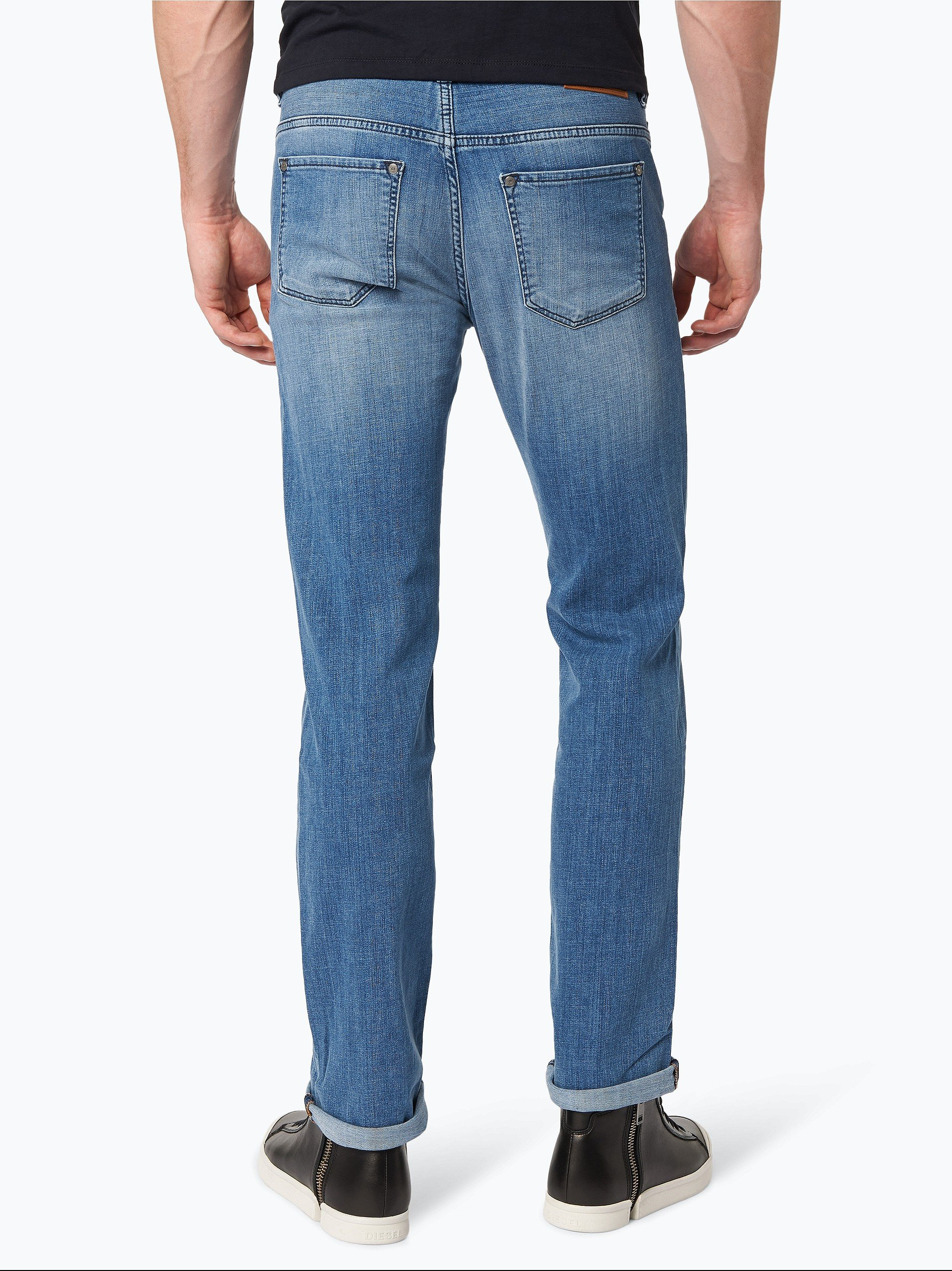 boss green herren jeans c kansas medium stone uni online kaufen vangraaf com. Black Bedroom Furniture Sets. Home Design Ideas