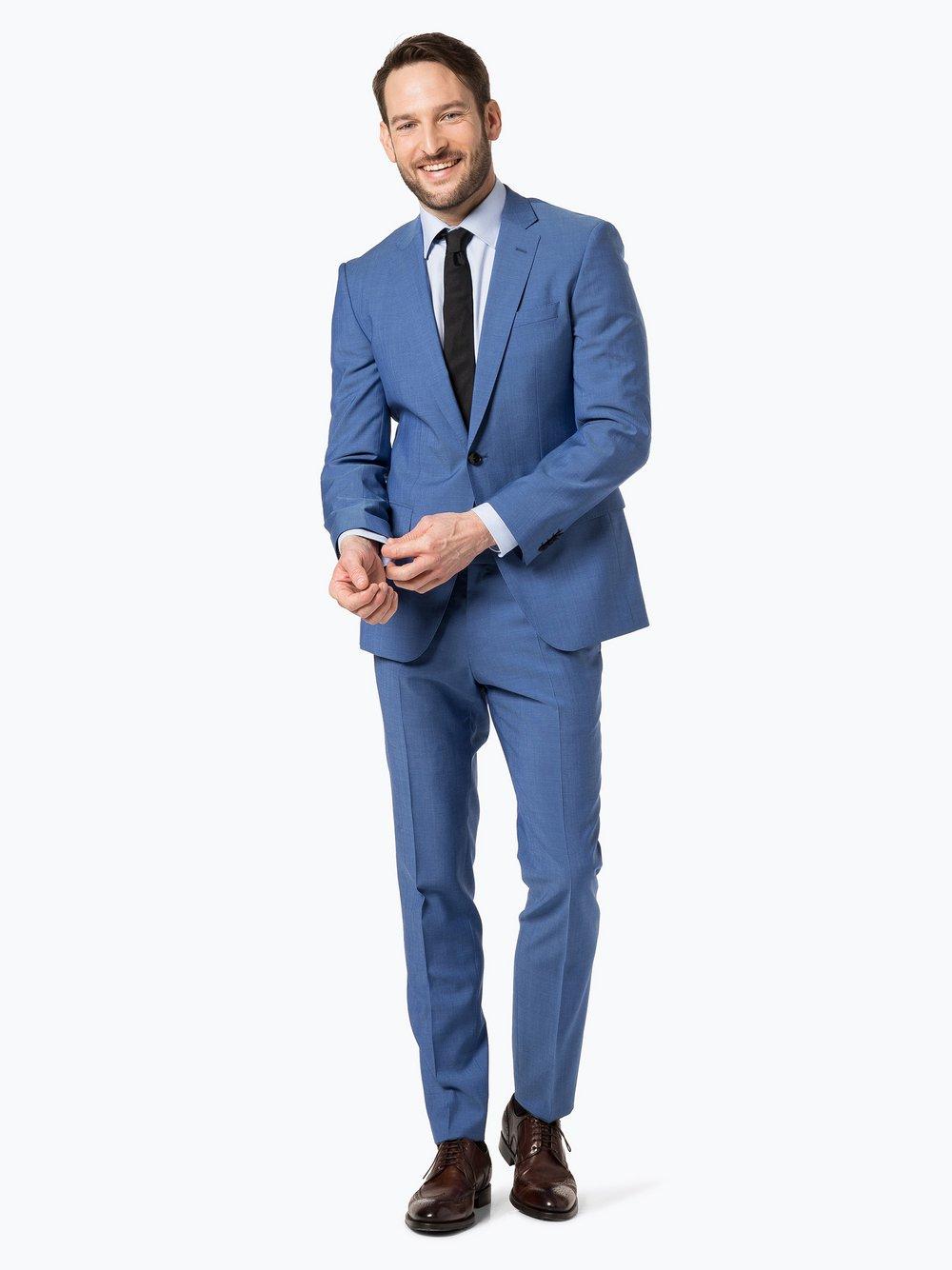heiß-verkaufender Beamter großes Sortiment bestbewertet billig BOSS Herren Anzug - Huge6/Genius5 online kaufen | PEEK-UND ...