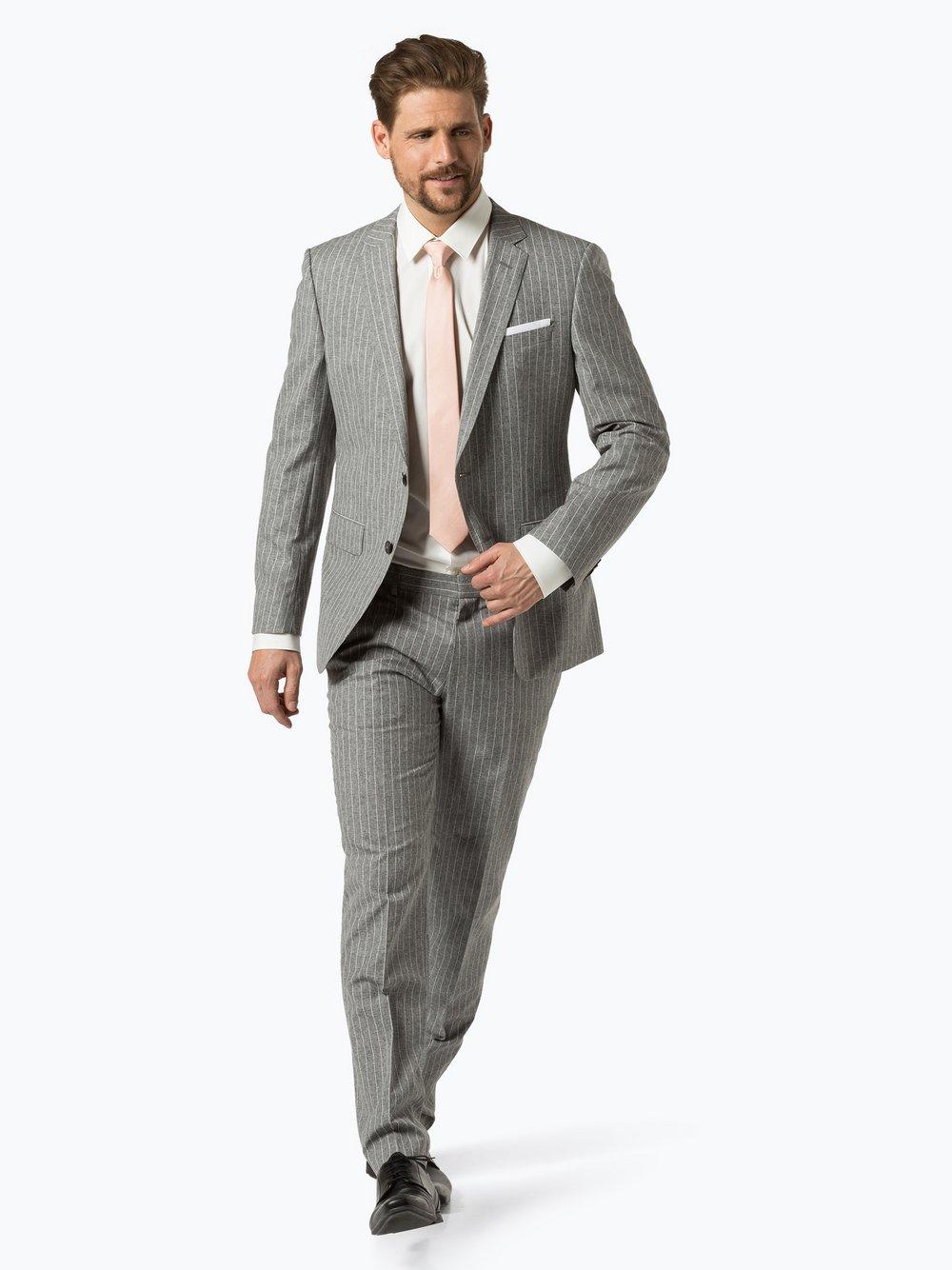 sale neues Hoch billigsten Verkauf Herren Anzug mit Seiden-Anteil - Hutson5/Gander3