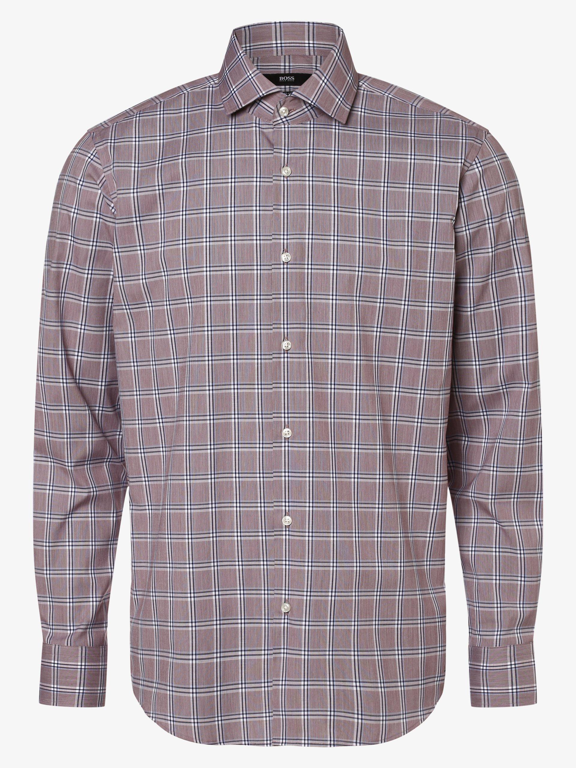 BOSS Herren Hemd - Bügelleicht - Gordon