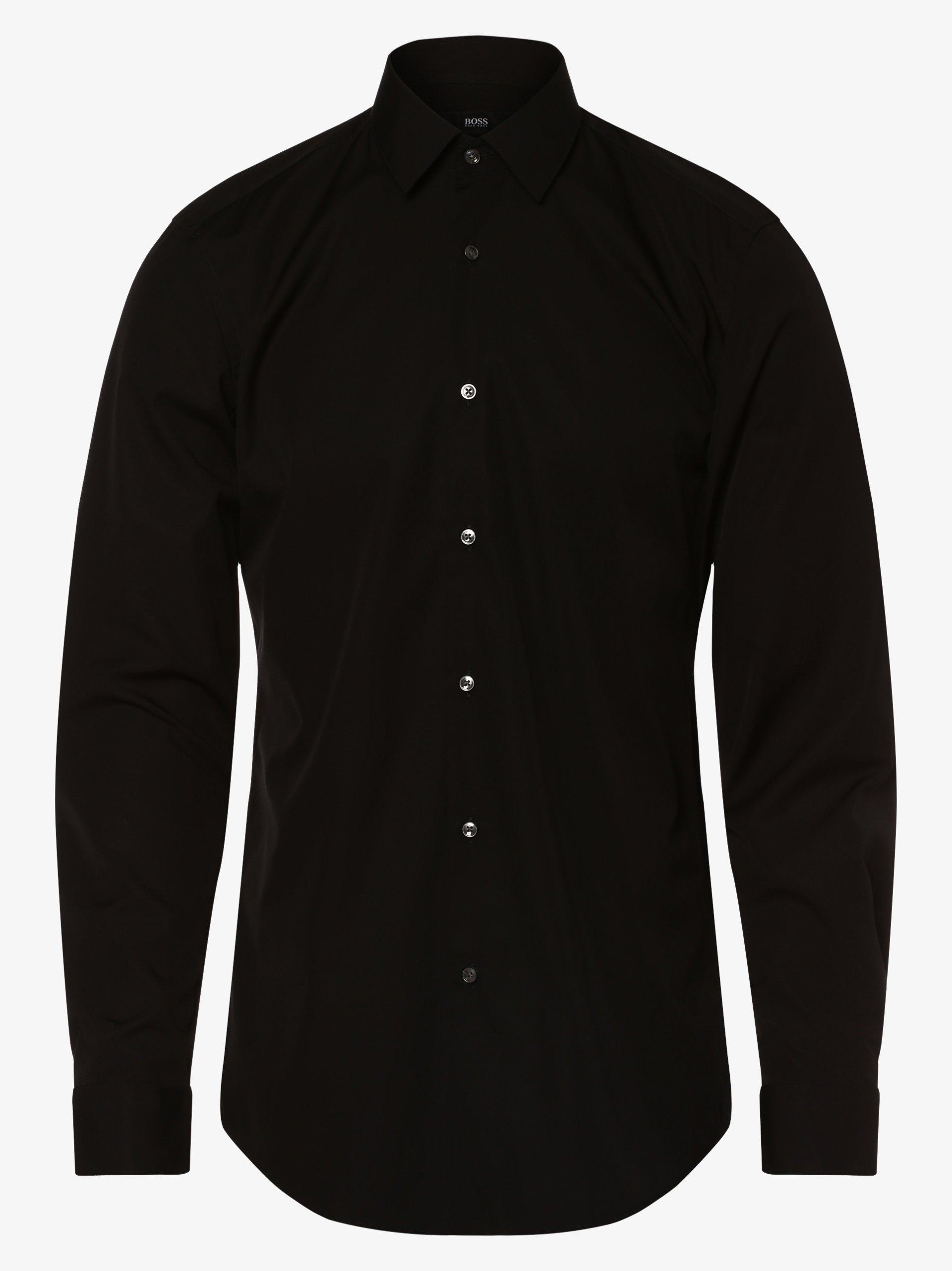 BOSS Herren Hemd - Bügelleicht - Isko