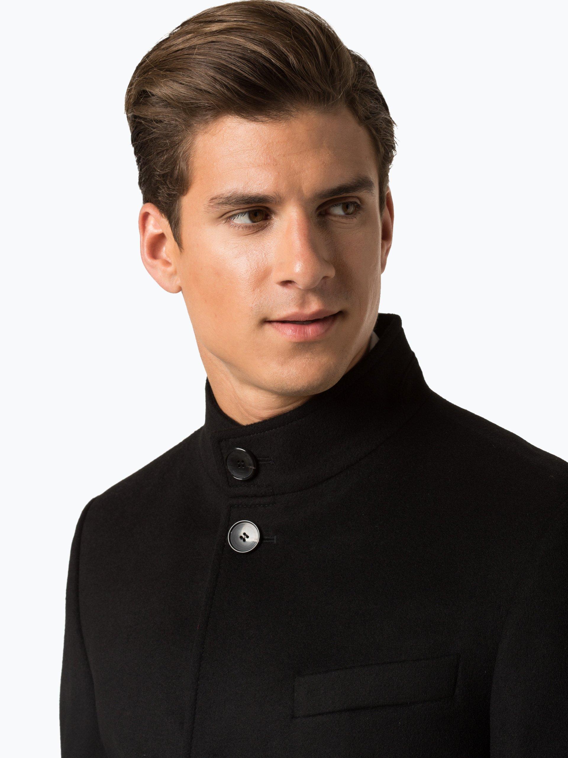 boss herren mantel mit cashmere anteil sintrax3 online. Black Bedroom Furniture Sets. Home Design Ideas