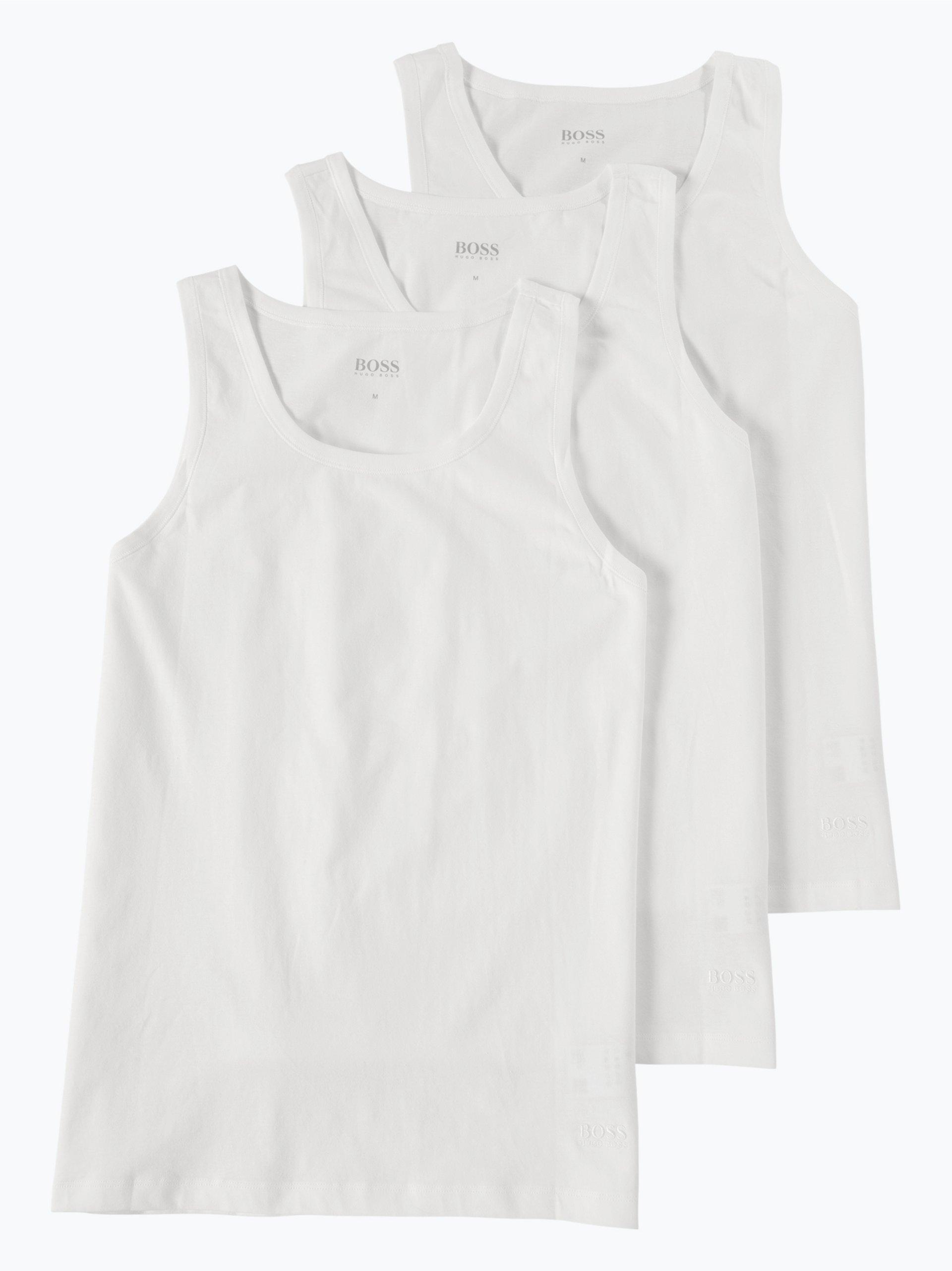 BOSS Herren Unterhemd im 3er-Pack