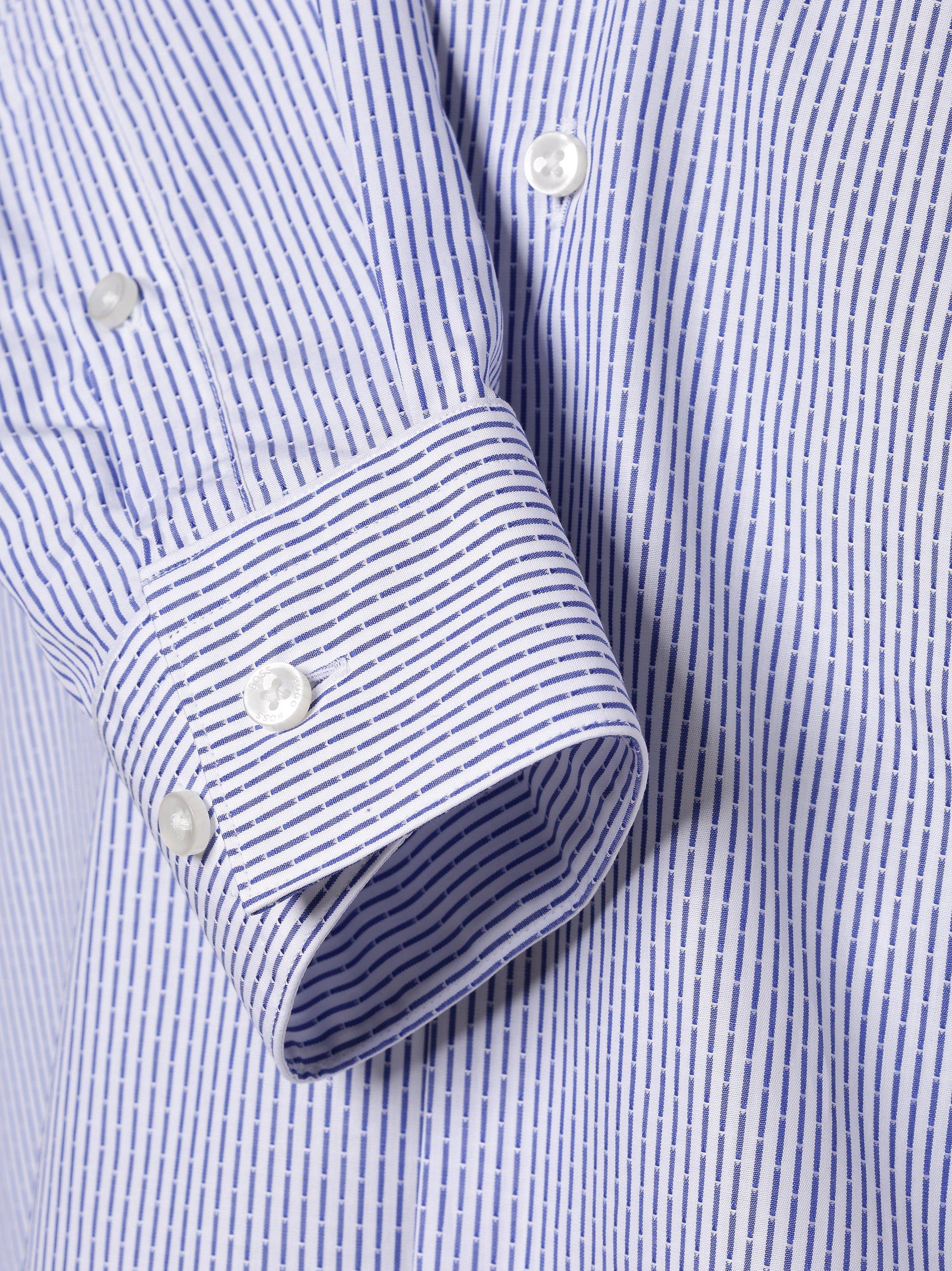 BOSS Koszula męska – Isko