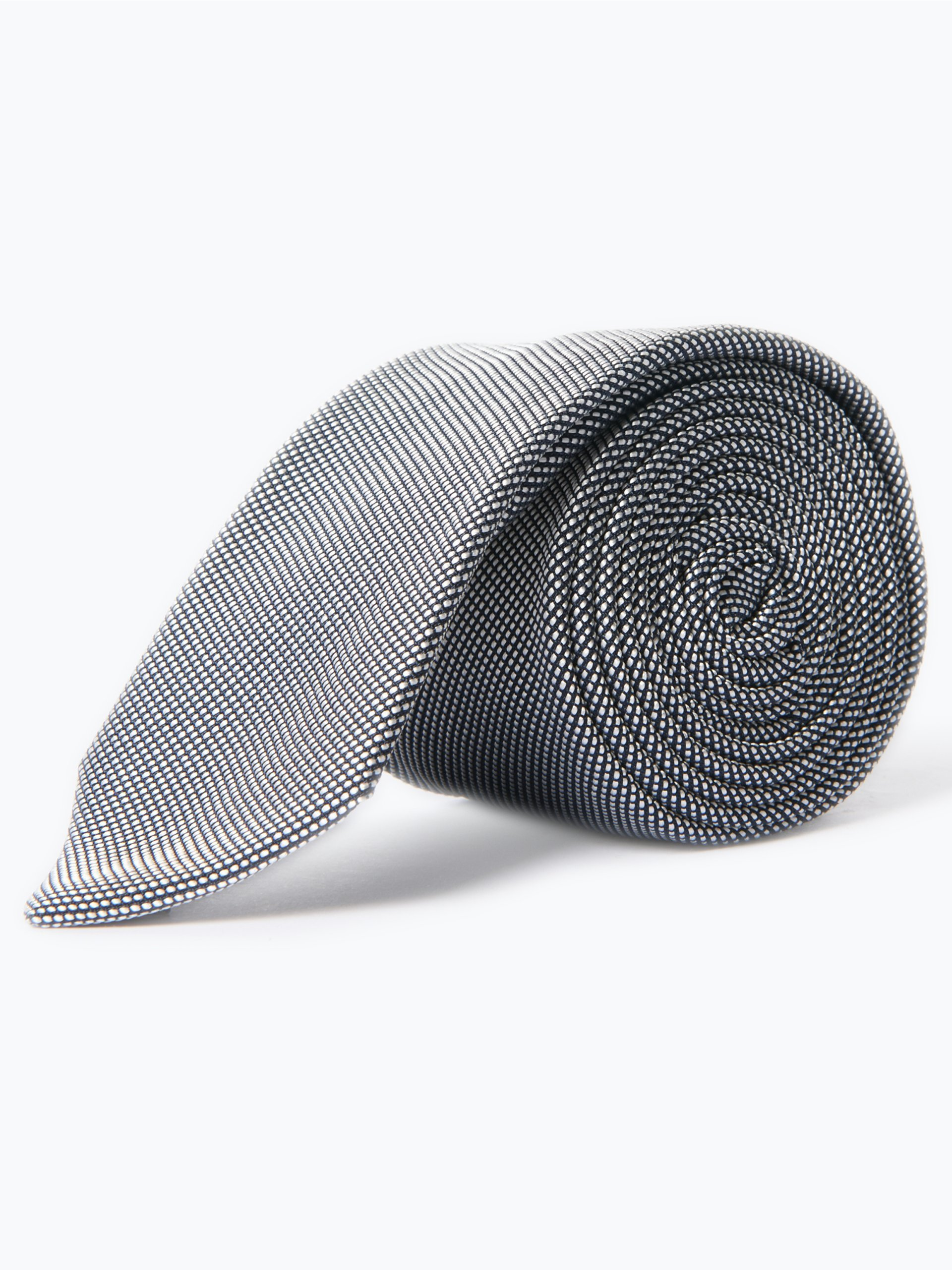 BOSS Krawat jedwabny męski