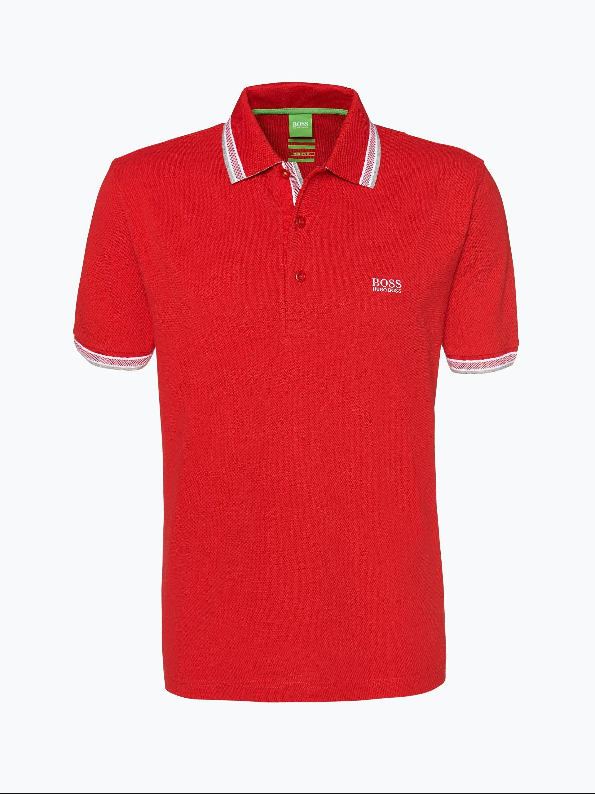 BOSS Menswear Athleisure Herren Poloshirt - Paddy