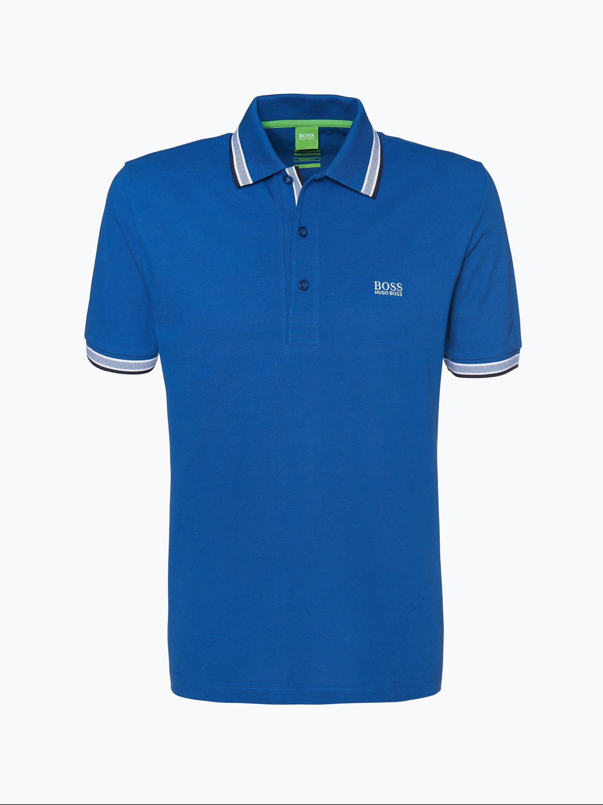 BOSS Menswear Athleisure Męska koszulka polo – Paddy