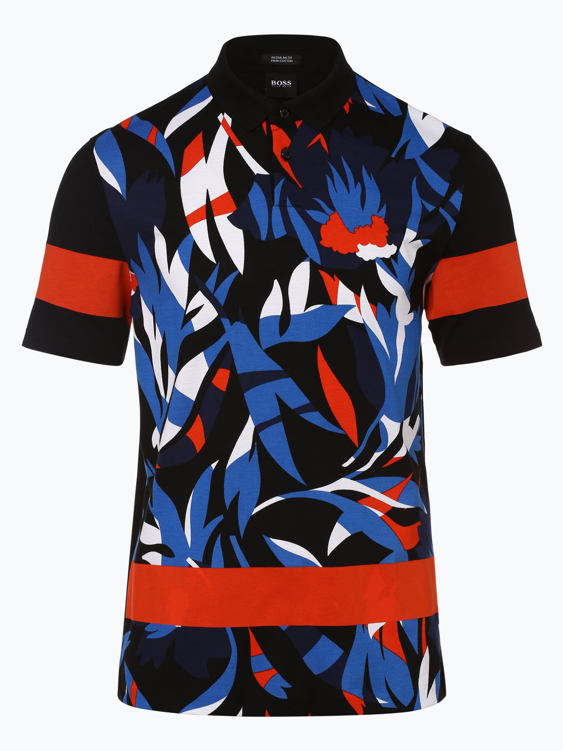 BOSS Męska koszulka polo – Pack 17