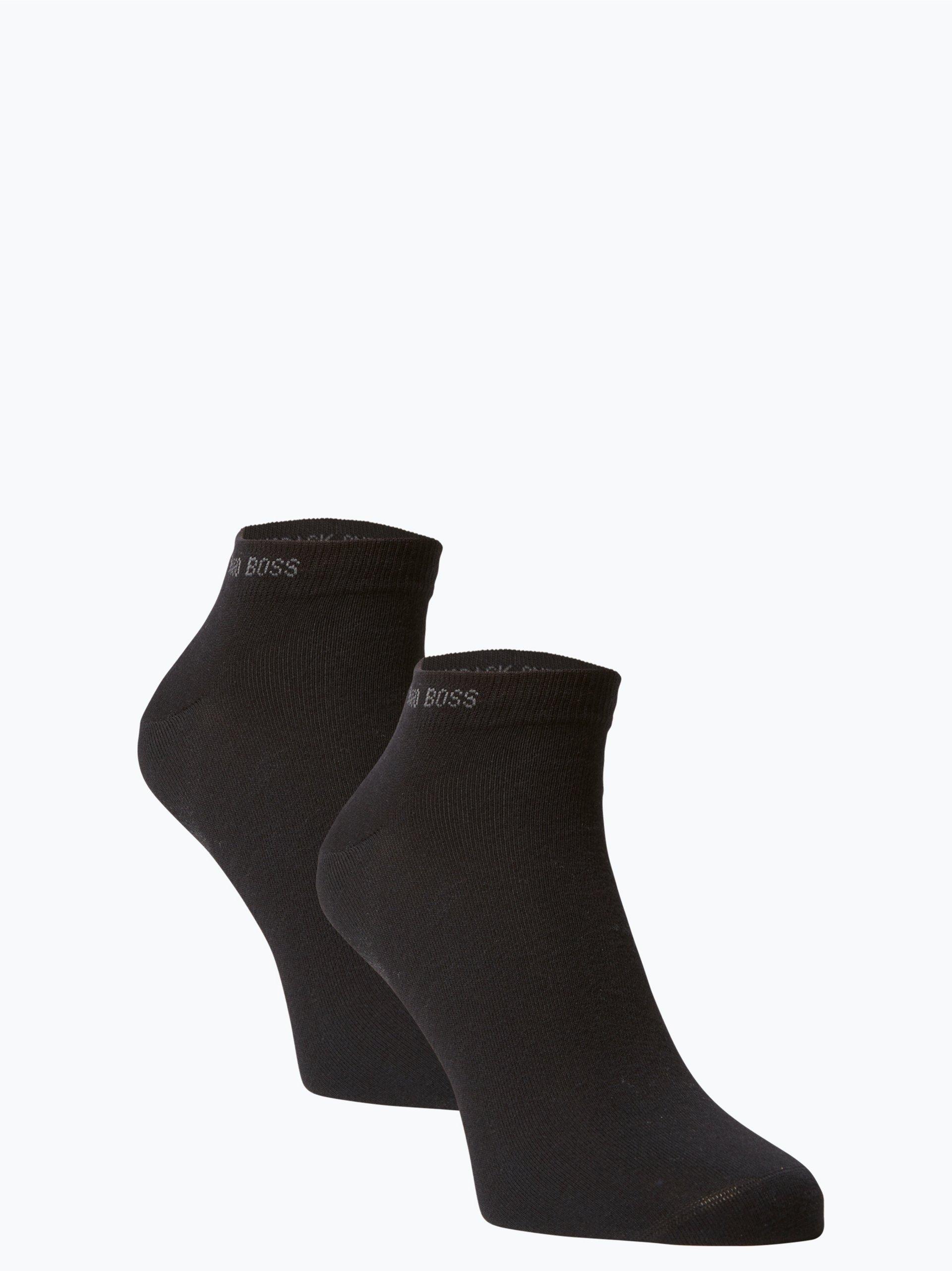 BOSS Męskie skarpety do obuwia sportowego pakowane po 2 szt.