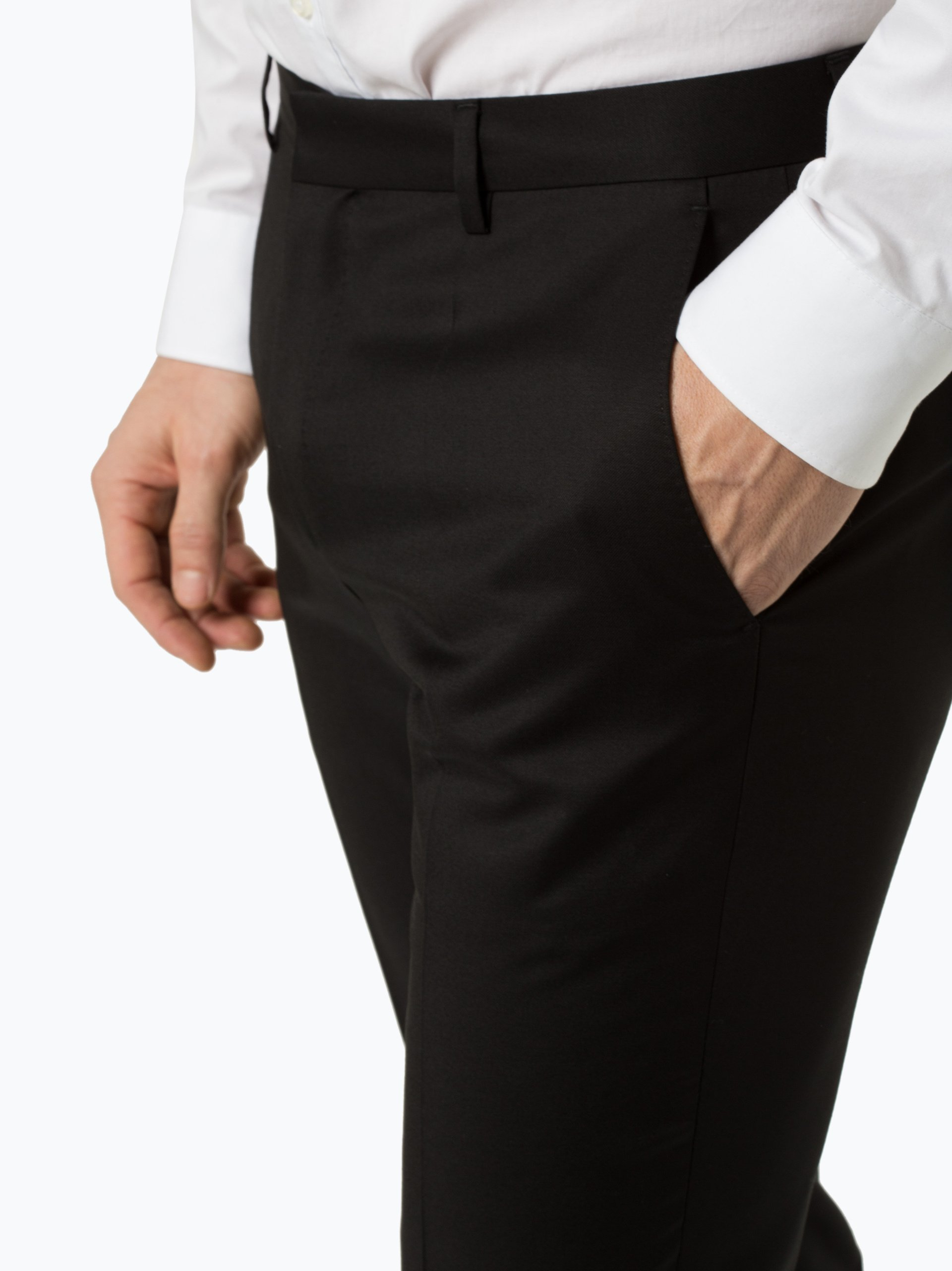 BOSS Męskie spodnie od garnituru modułowego – Genuis5
