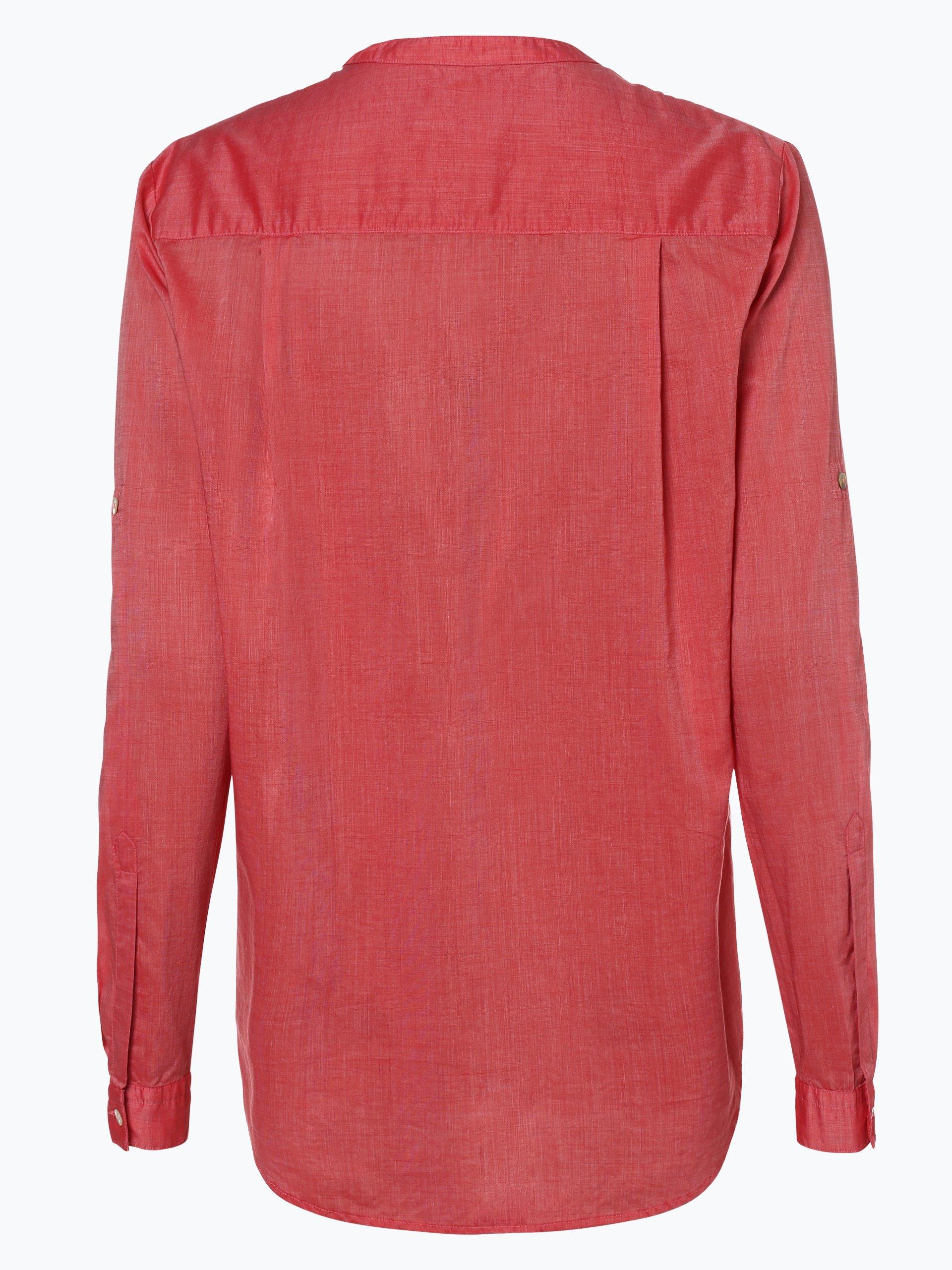 boss orange damen bluse efilize 12 rot uni online kaufen peek und cloppenburg de. Black Bedroom Furniture Sets. Home Design Ideas