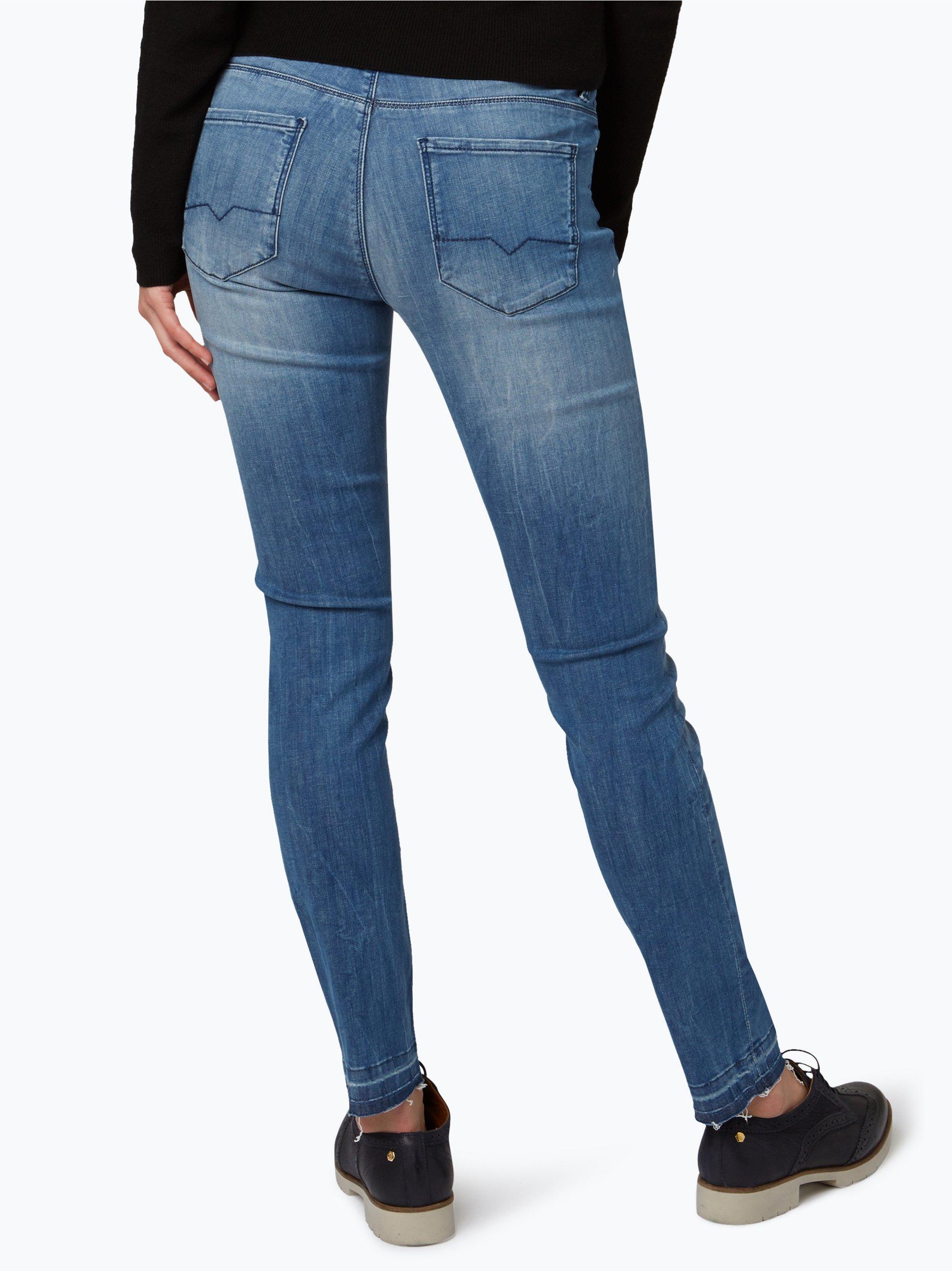 boss orange damen jeans orange j10 florida blau uni. Black Bedroom Furniture Sets. Home Design Ideas