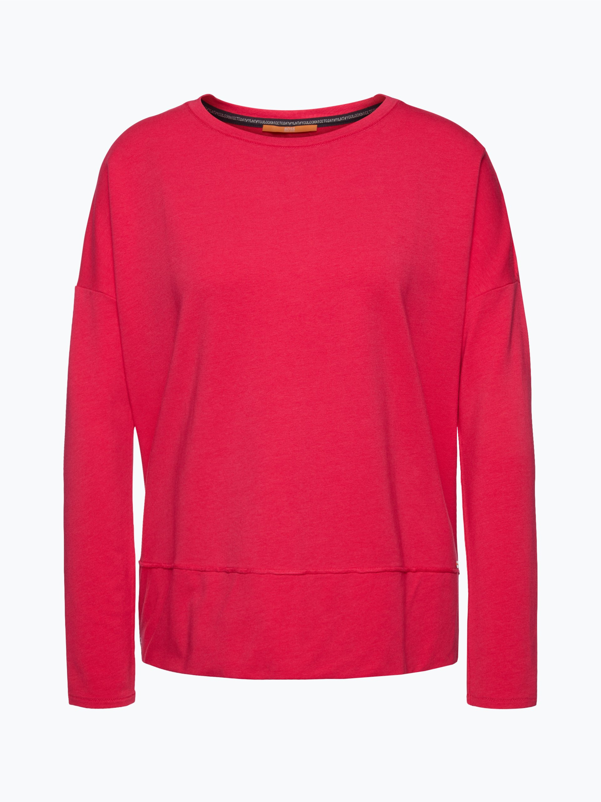 BOSS Orange Damen Sweatshirt - Tersweat