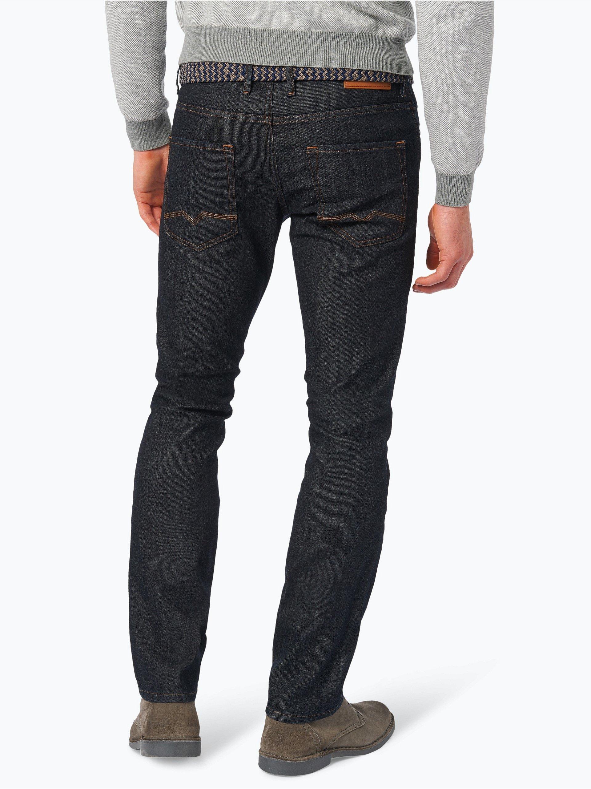 boss orange herren jeans orange 24 barcelona rinsed uni. Black Bedroom Furniture Sets. Home Design Ideas