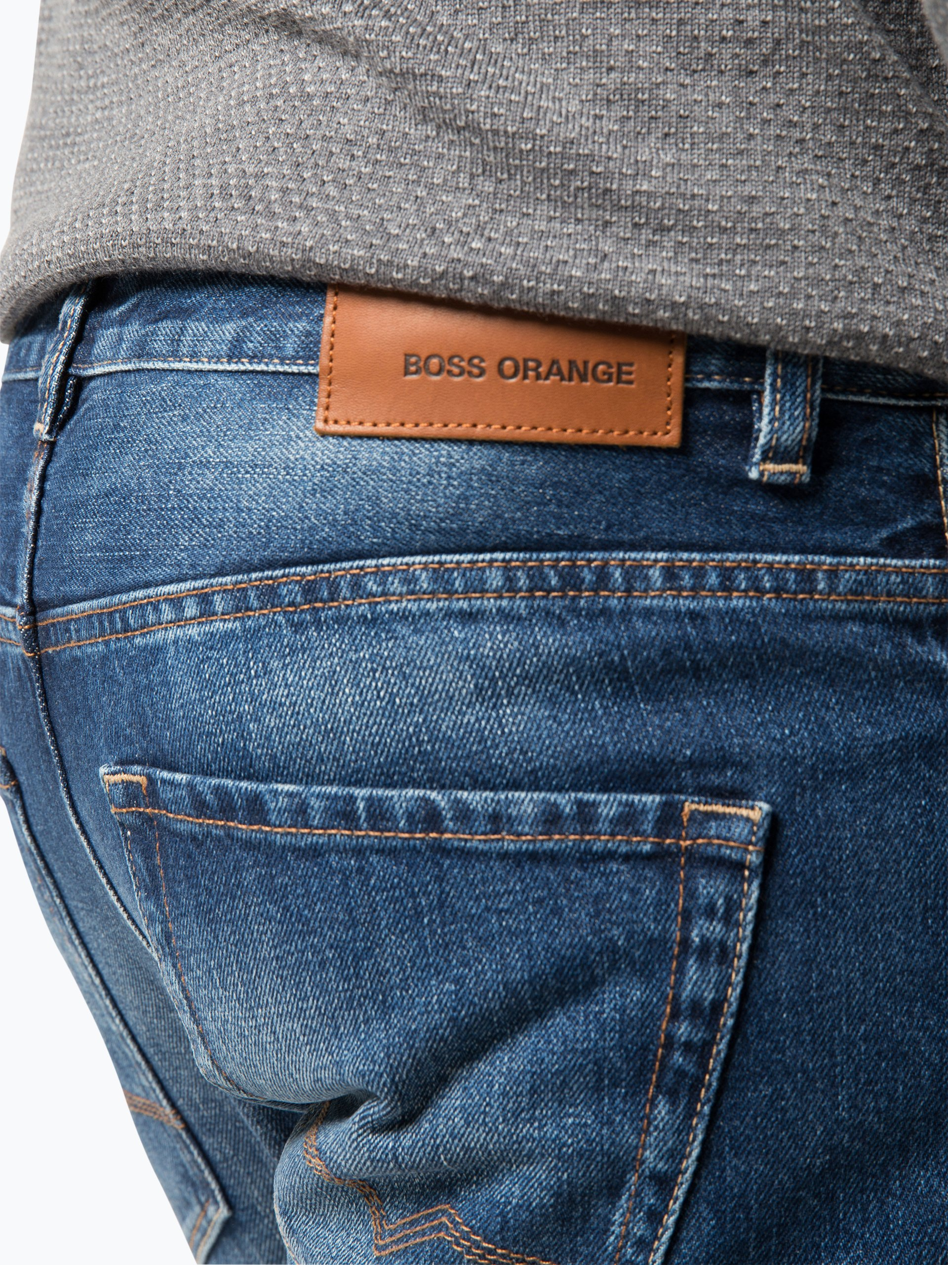 boss orange herren jeans orange 25 marine uni online kaufen peek und cloppenburg de. Black Bedroom Furniture Sets. Home Design Ideas