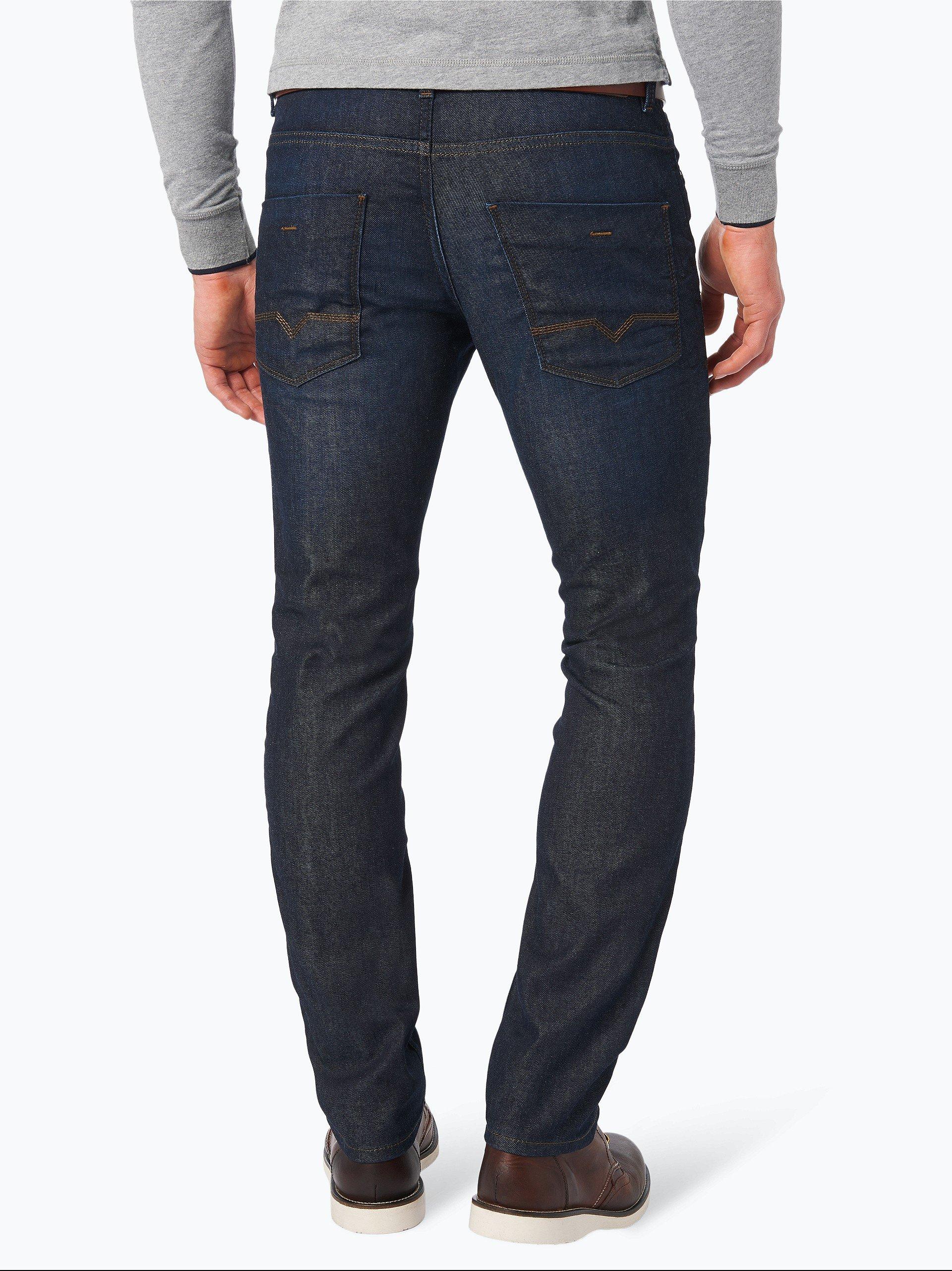 boss orange herren jeans orange 63 dark stone uni online. Black Bedroom Furniture Sets. Home Design Ideas