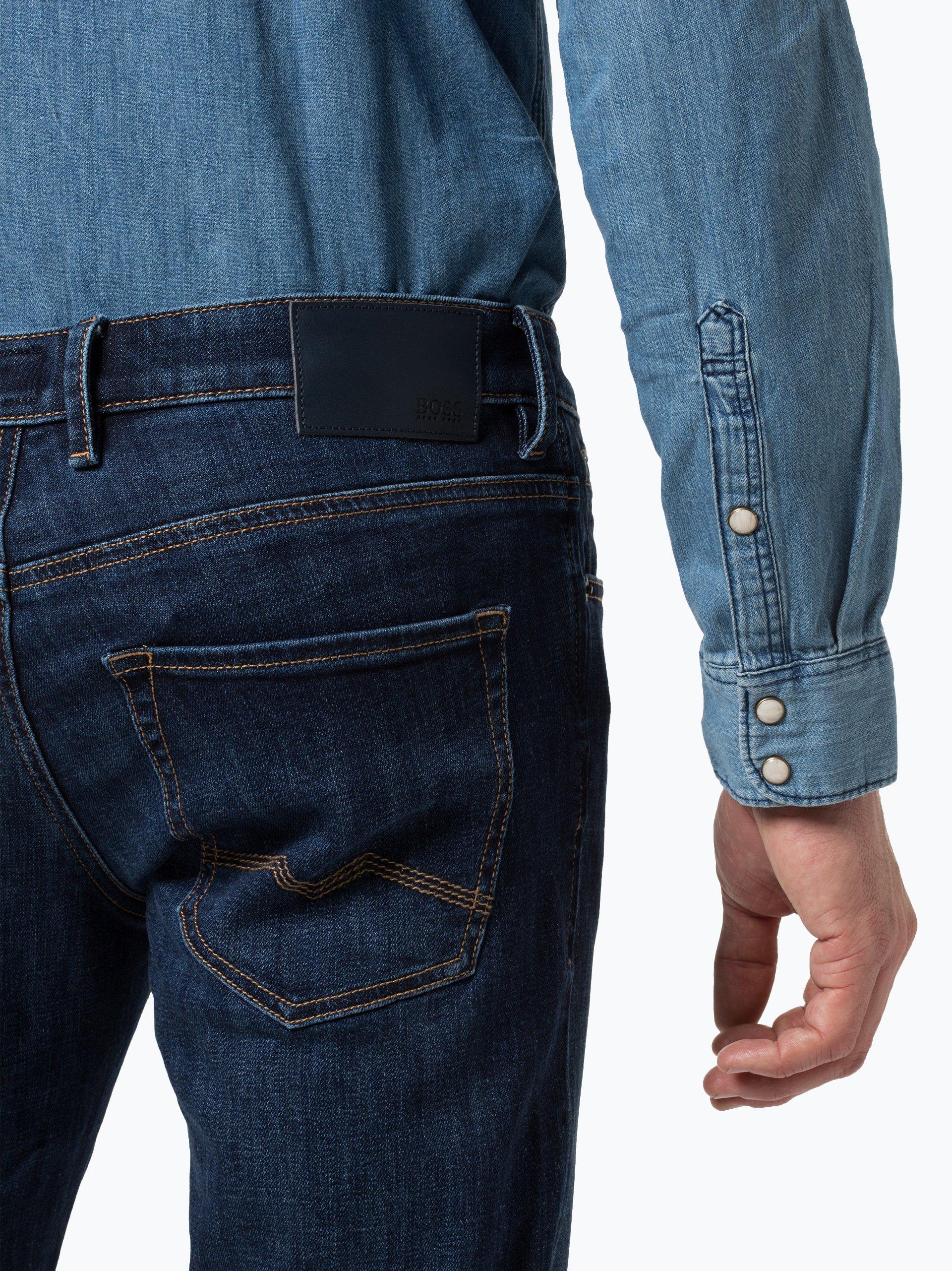 boss orange herren jeans orange24 denim uni online kaufen peek und cloppenburg de. Black Bedroom Furniture Sets. Home Design Ideas