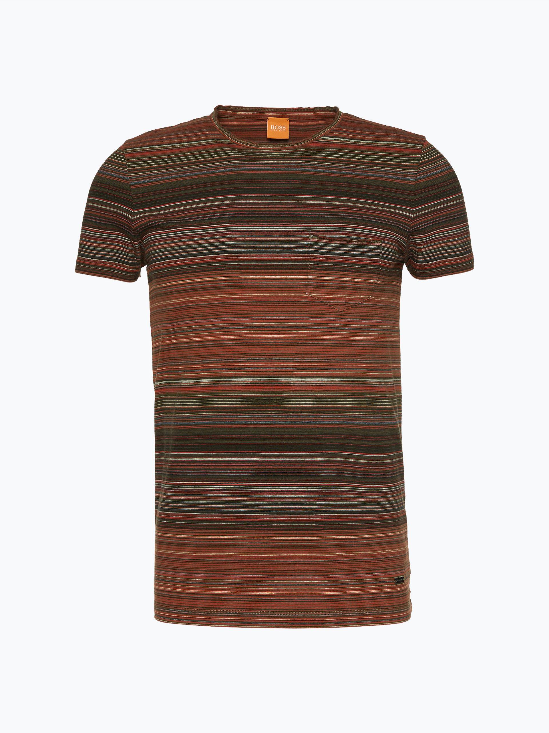 BOSS Orange Herren T-Shirt - Tedryk