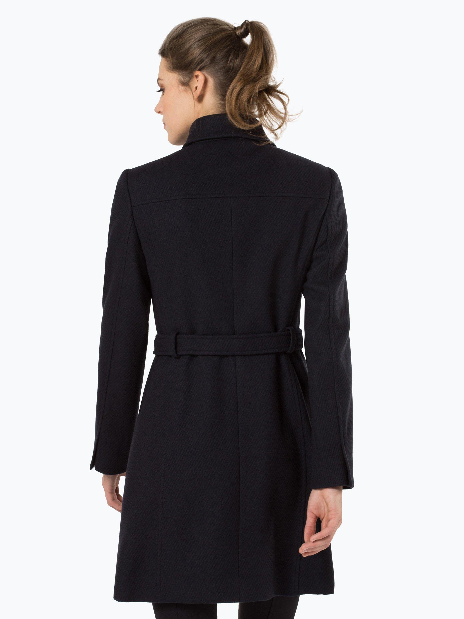 BOSS Płaszcz damski z dodatkiem kaszmiru – Cinesa