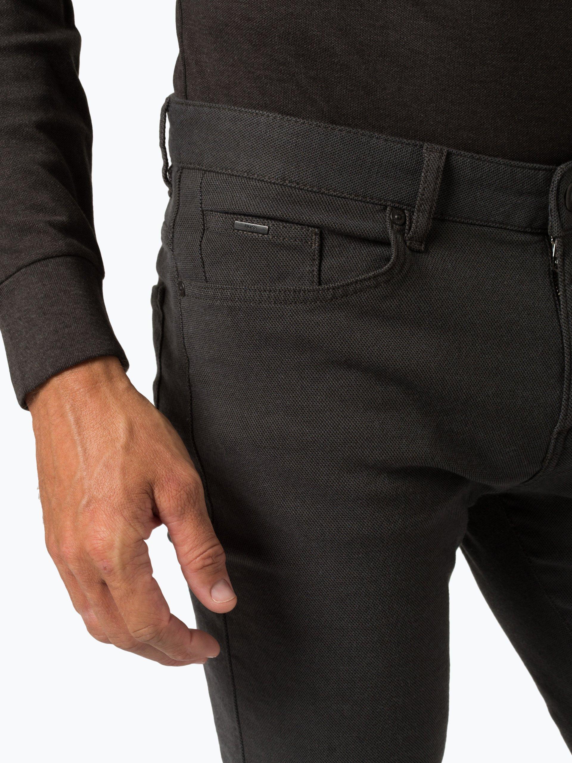 BOSS Spodnie męskie – Delaware3 1 20 kup online | VANGRAAF.COM