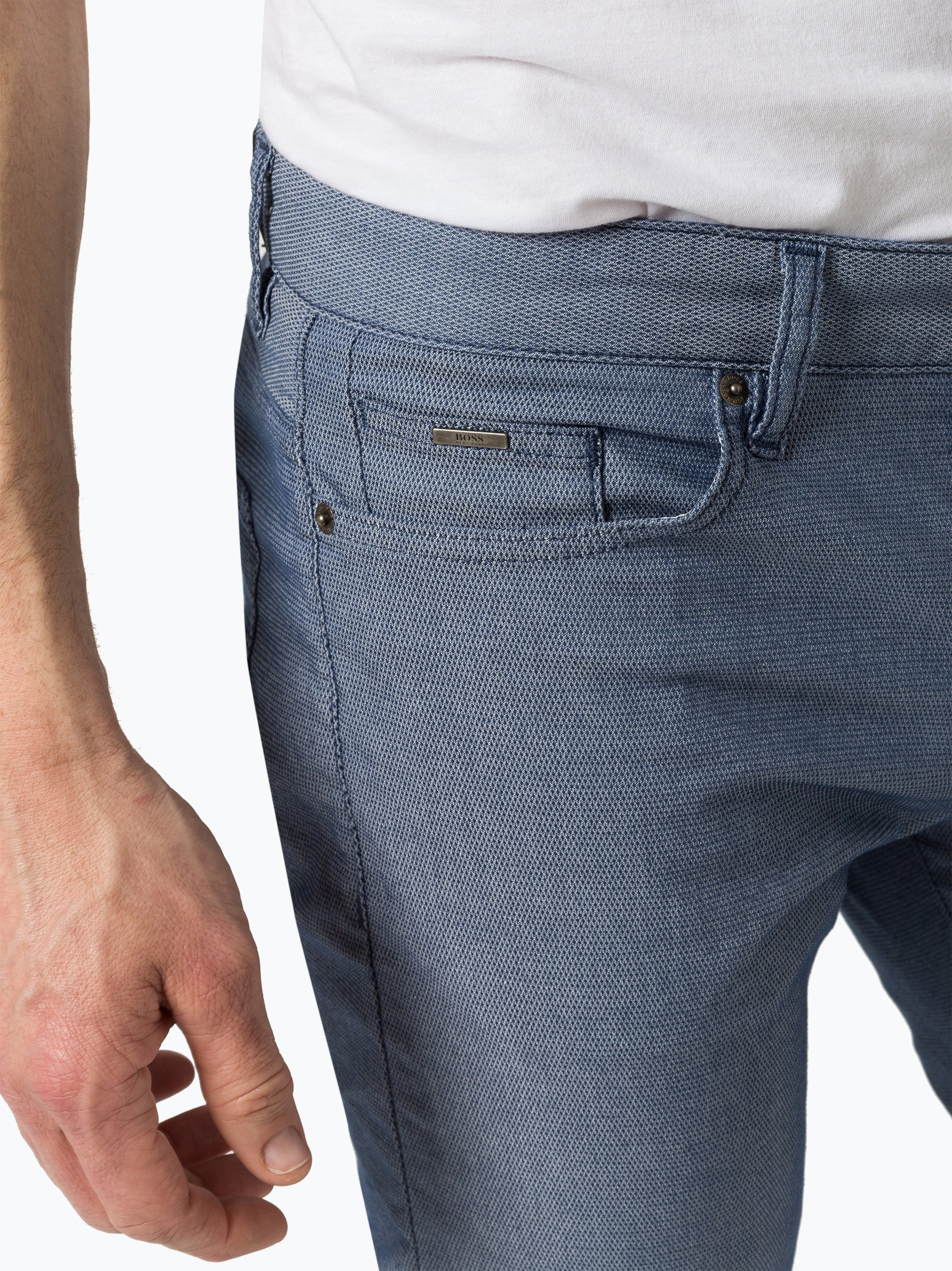BOSS Spodnie męskie – Delaware3-1-20