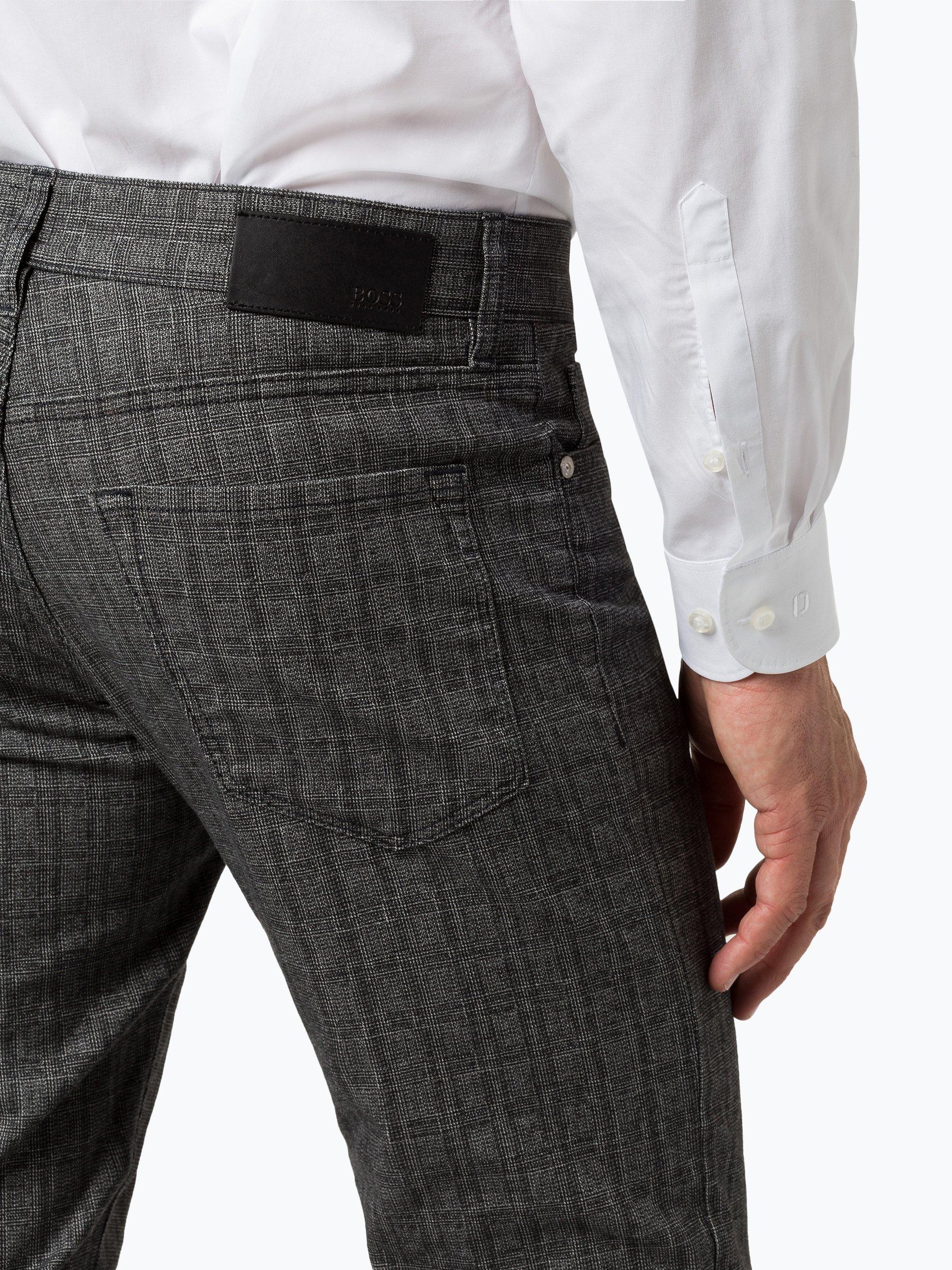 BOSS Spodnie męskie – Maine3-20