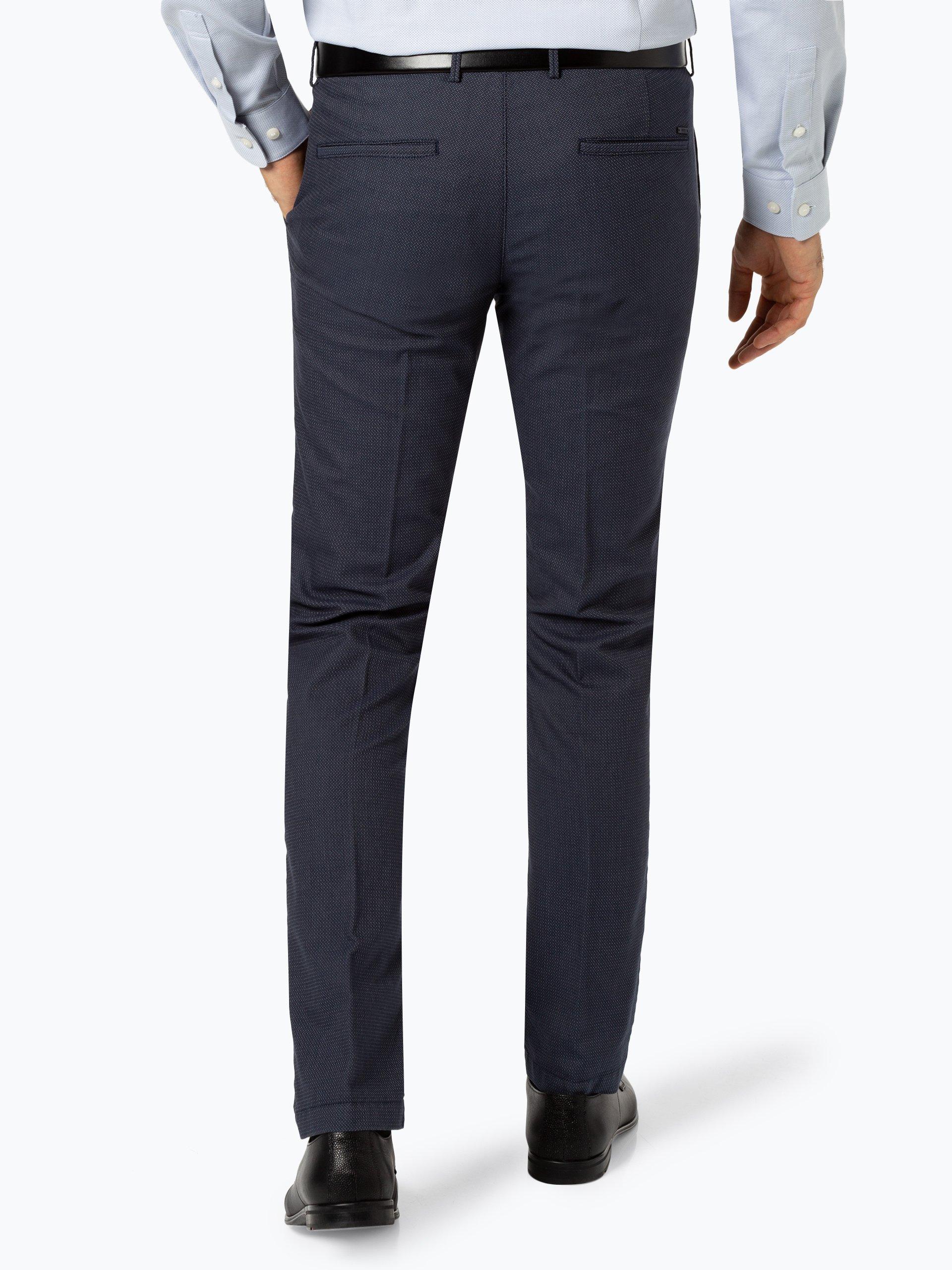BOSS Spodnie męskie – Rice3-W
