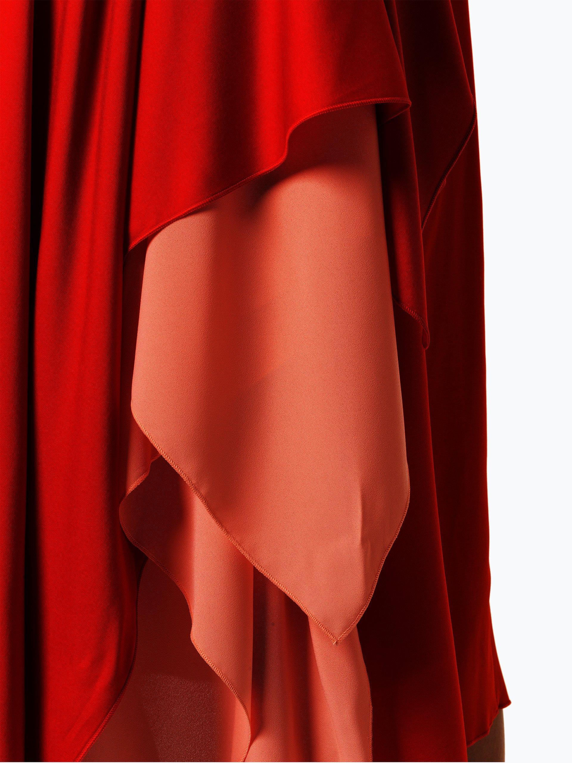 BOSS Sukienka damska z domieszką jedwabiu – Dewy