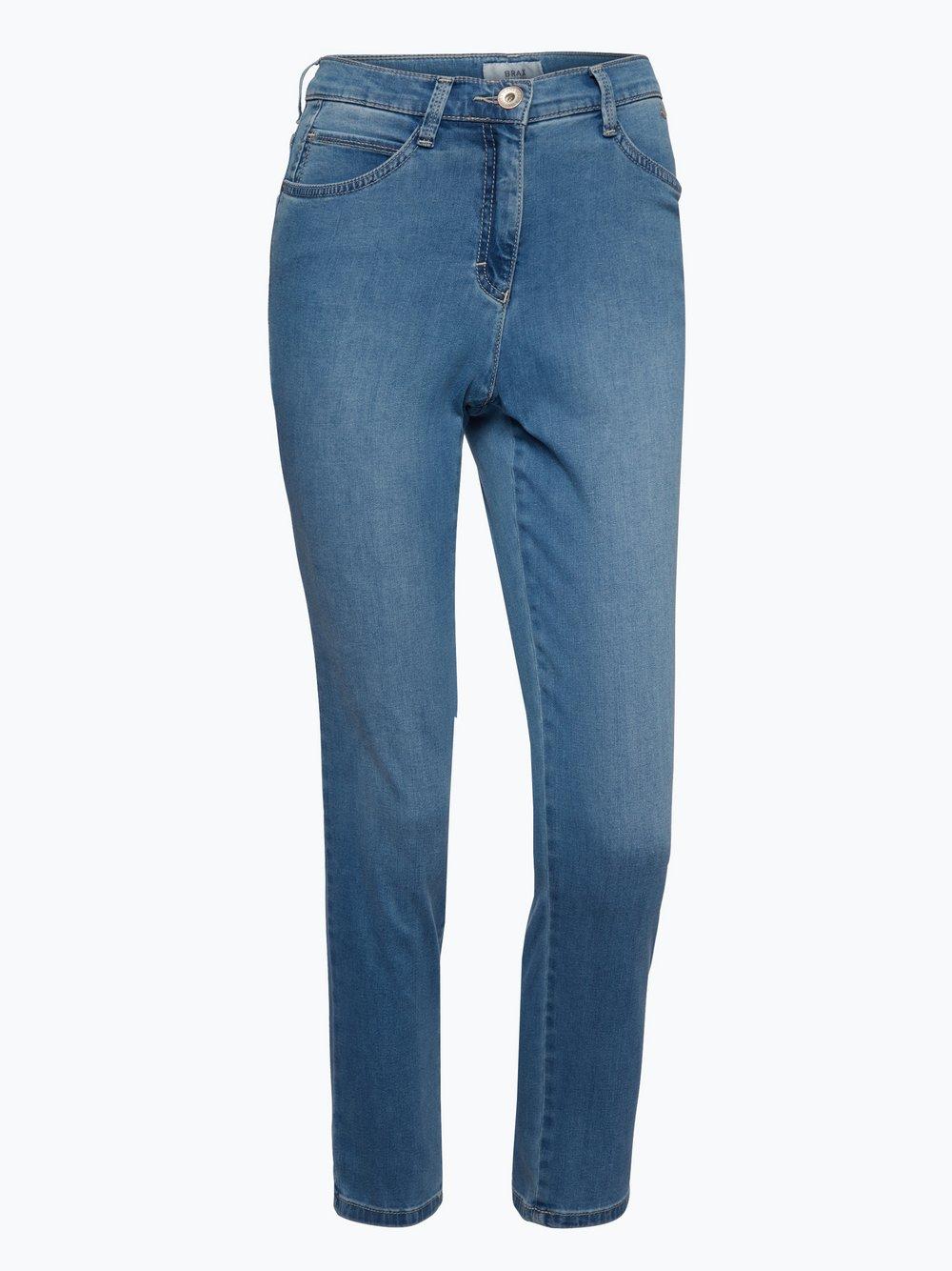 Brax damen jeans sara blue