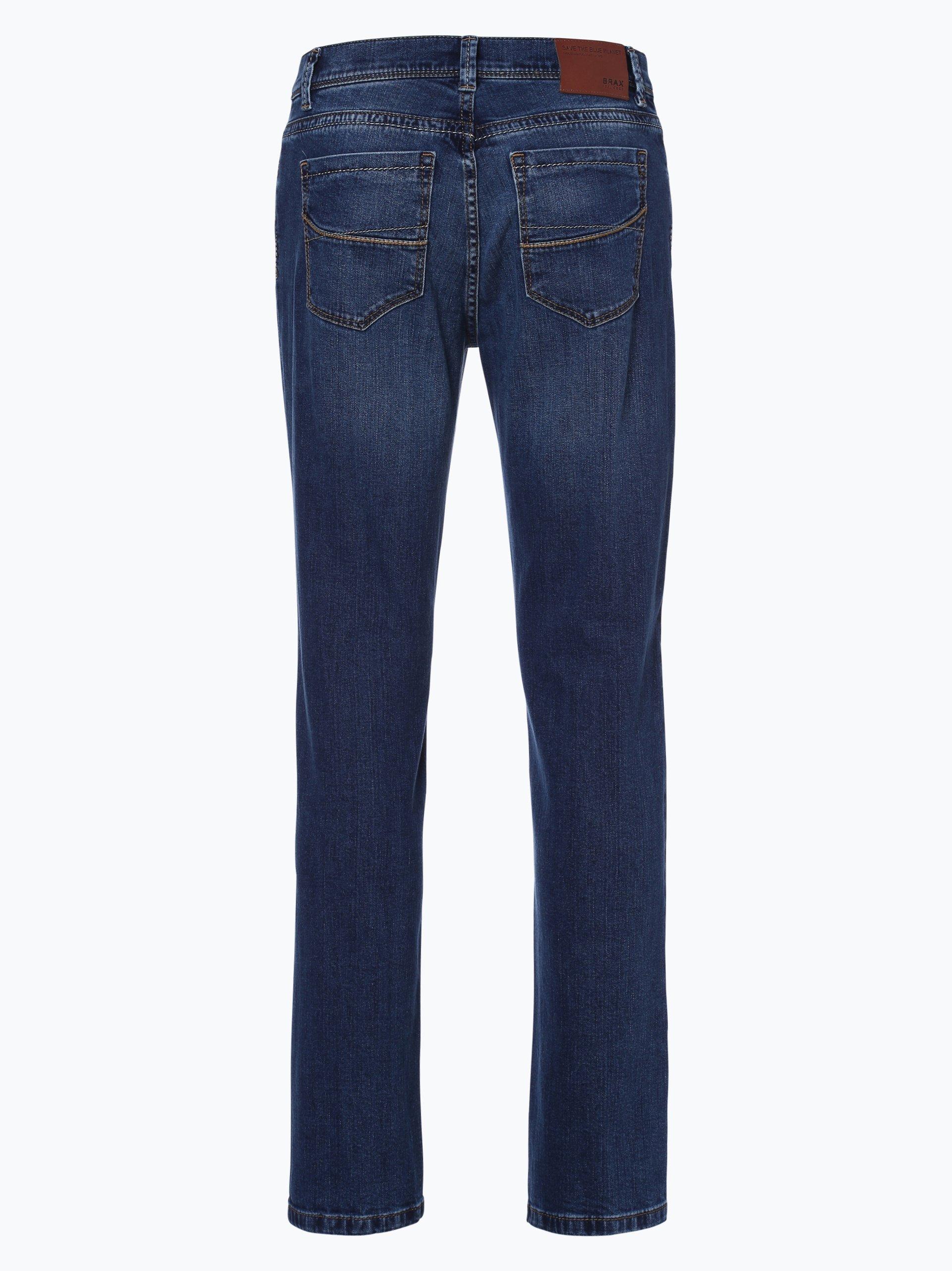 brax herren jeans cadiz medium stone uni online kaufen. Black Bedroom Furniture Sets. Home Design Ideas