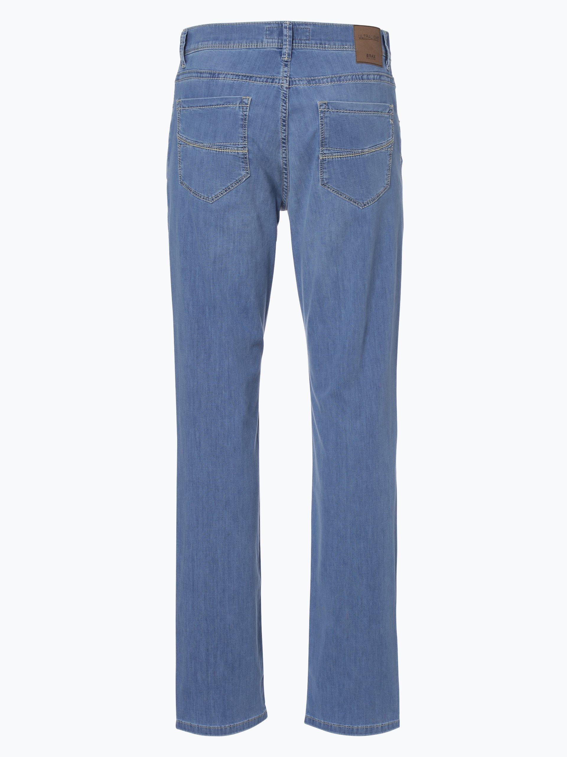 brax herren jeans cadiz bleached uni online kaufen. Black Bedroom Furniture Sets. Home Design Ideas