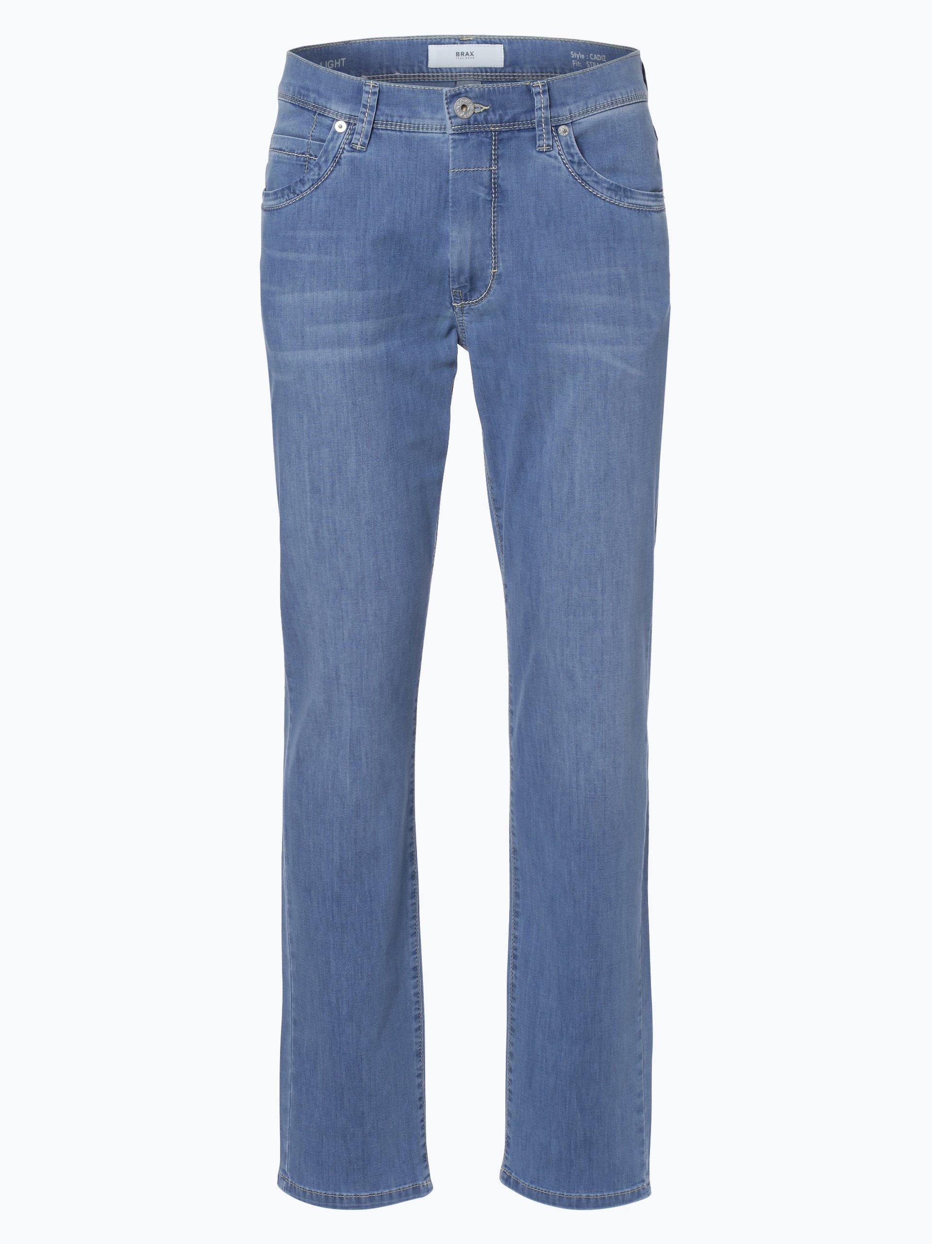 brax herren jeans cadiz bleached uni online kaufen peek und cloppenburg de. Black Bedroom Furniture Sets. Home Design Ideas