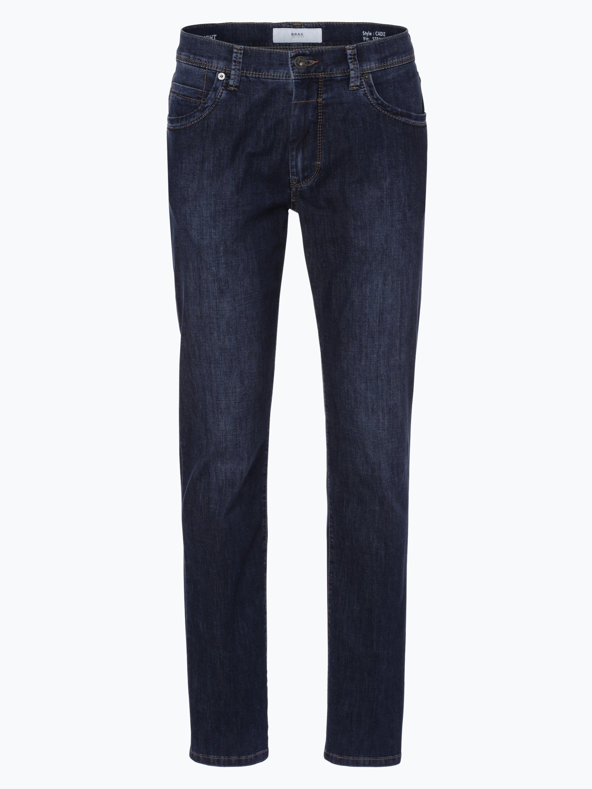 brax herren jeans cadiz dark stone uni online kaufen vangraaf com. Black Bedroom Furniture Sets. Home Design Ideas