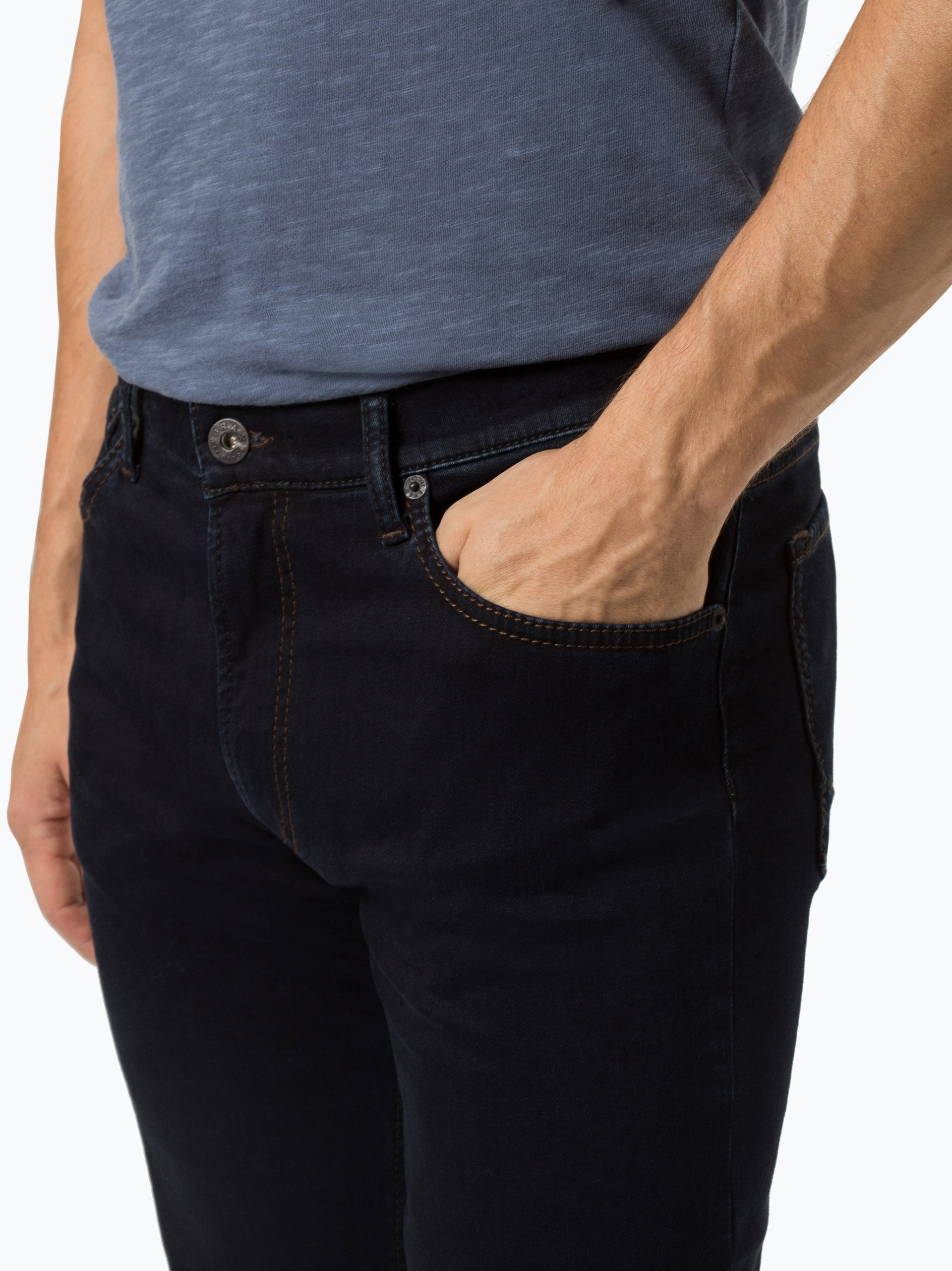 brax herren jeans chuck rinsed uni online kaufen. Black Bedroom Furniture Sets. Home Design Ideas