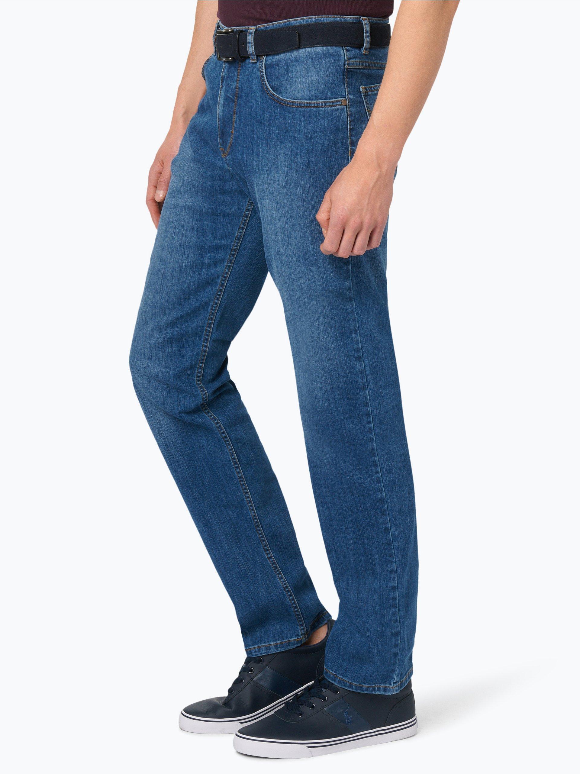 brax herren jeans cooper blue stone uni online kaufen. Black Bedroom Furniture Sets. Home Design Ideas