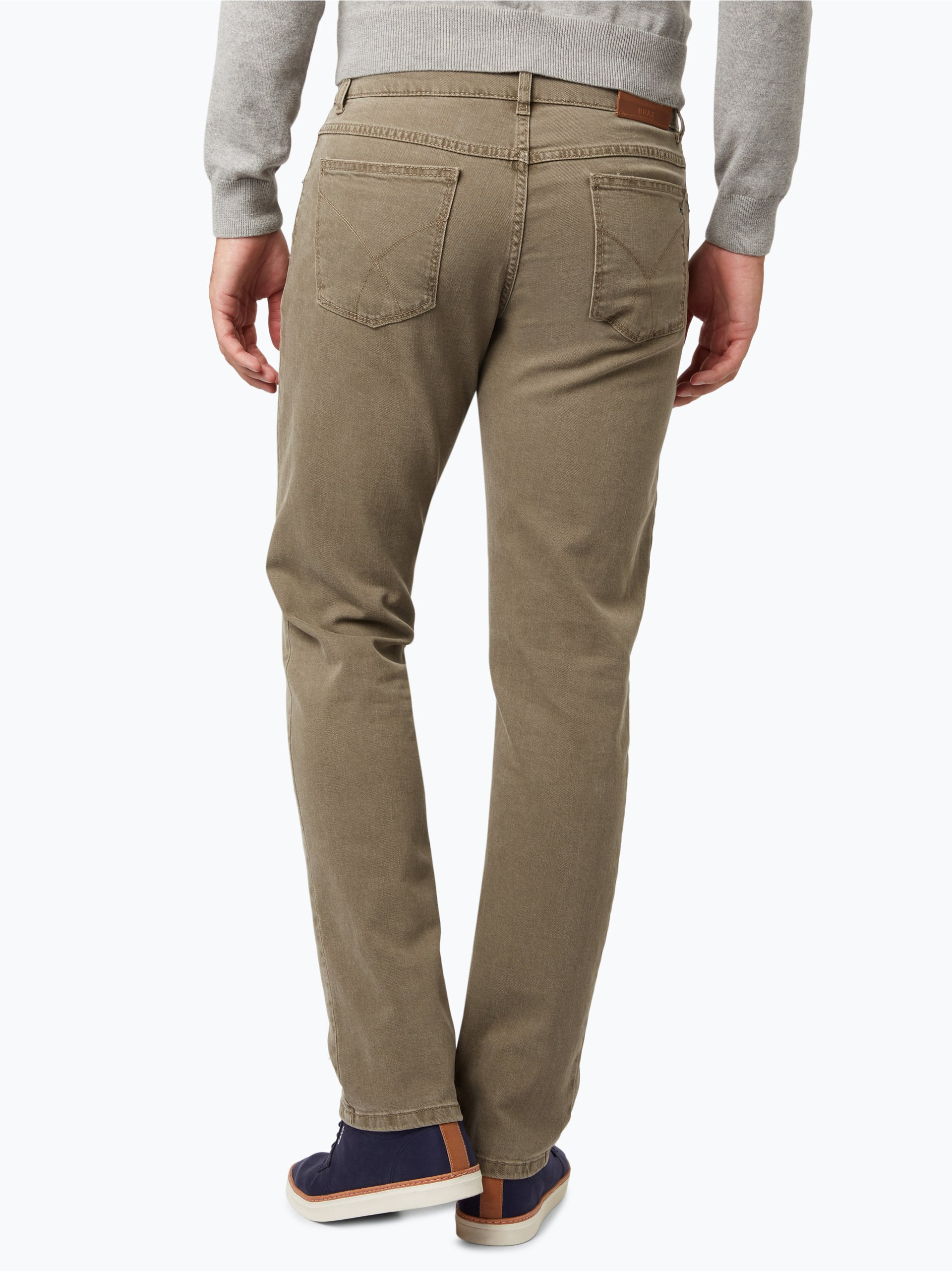 brax herren jeans cooper sand uni online kaufen. Black Bedroom Furniture Sets. Home Design Ideas