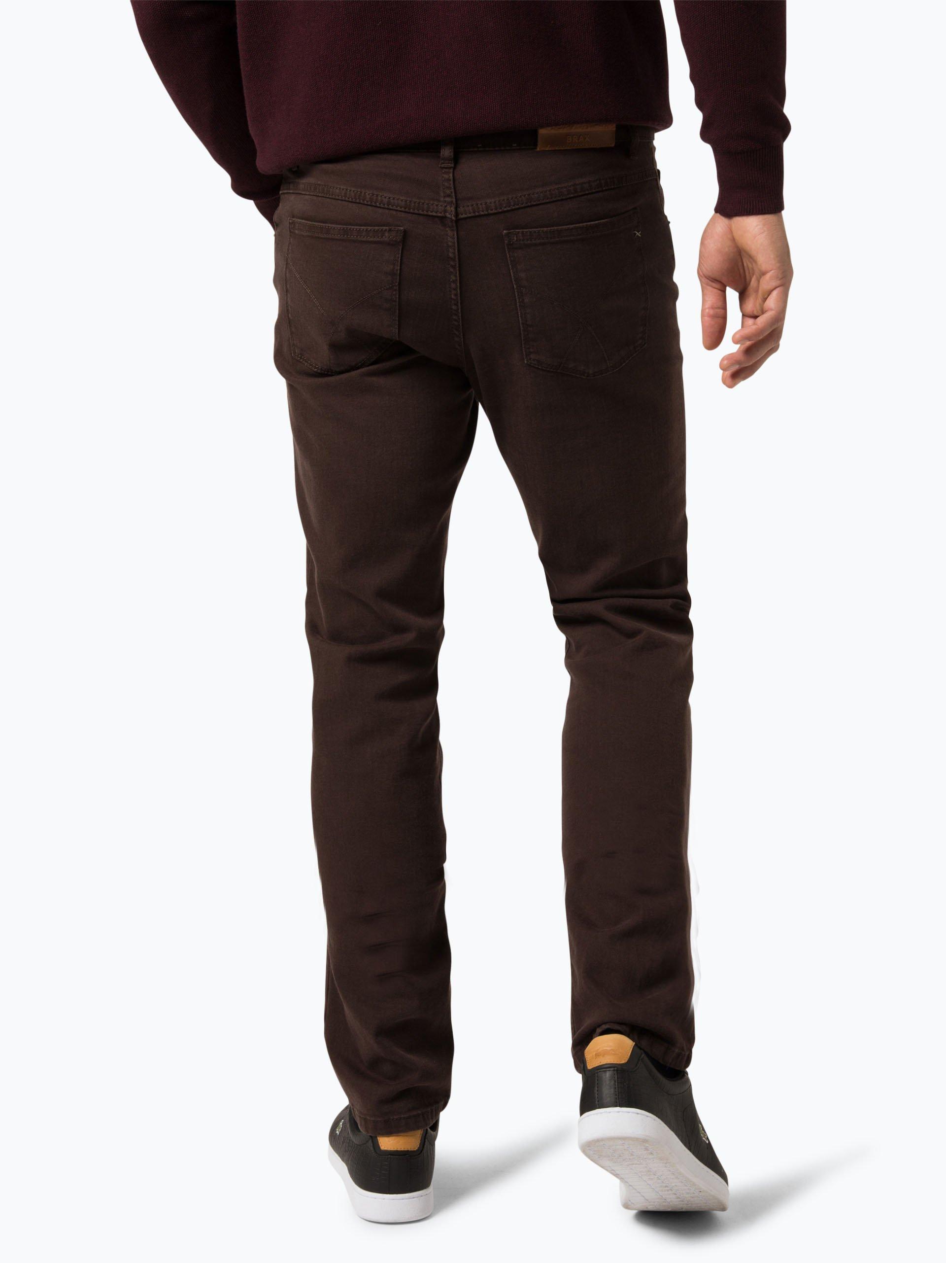 brax herren jeans cooper schoko uni online kaufen. Black Bedroom Furniture Sets. Home Design Ideas