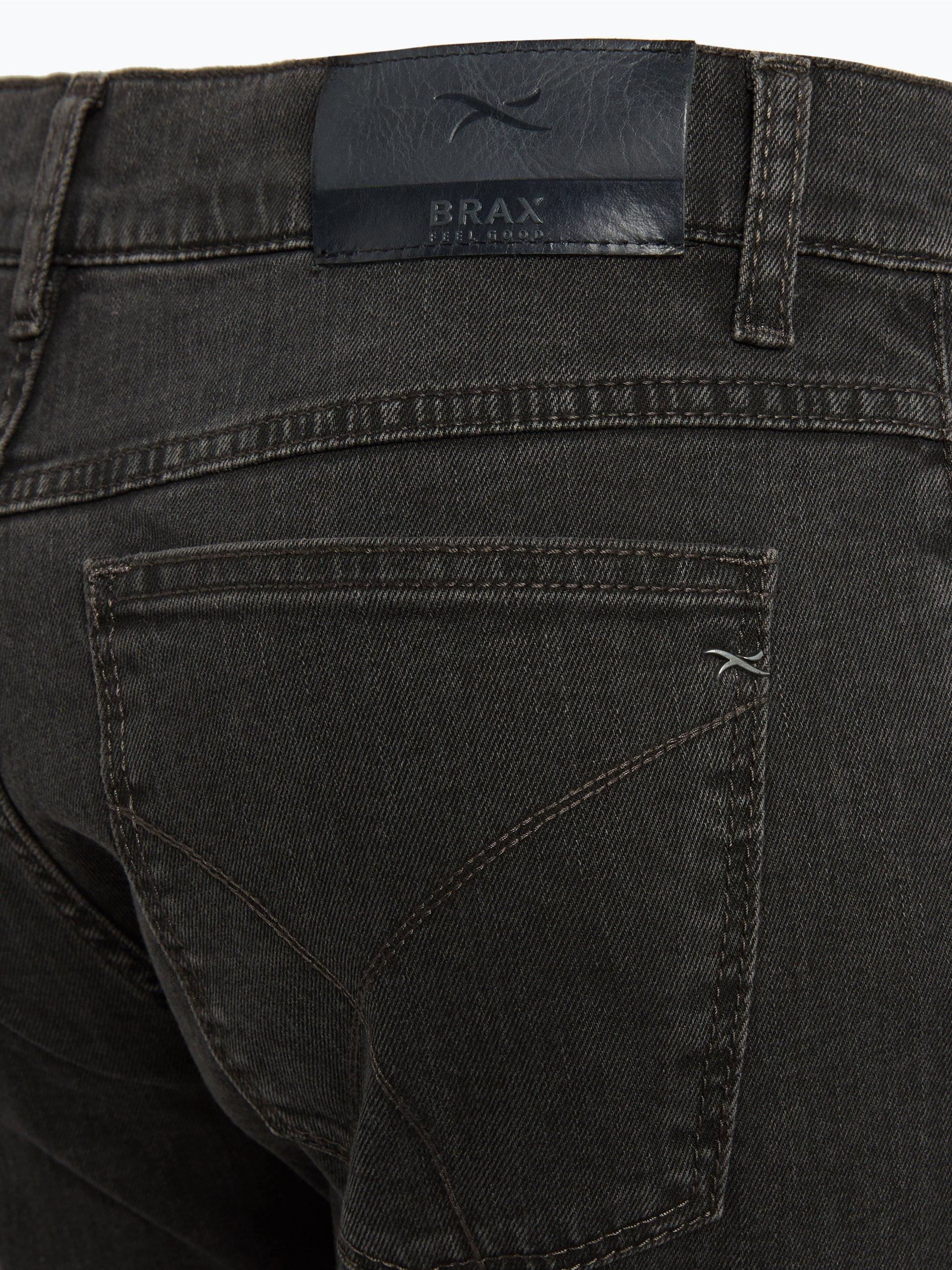 brax herren jeans cooper anthrazit uni online kaufen vangraaf com. Black Bedroom Furniture Sets. Home Design Ideas