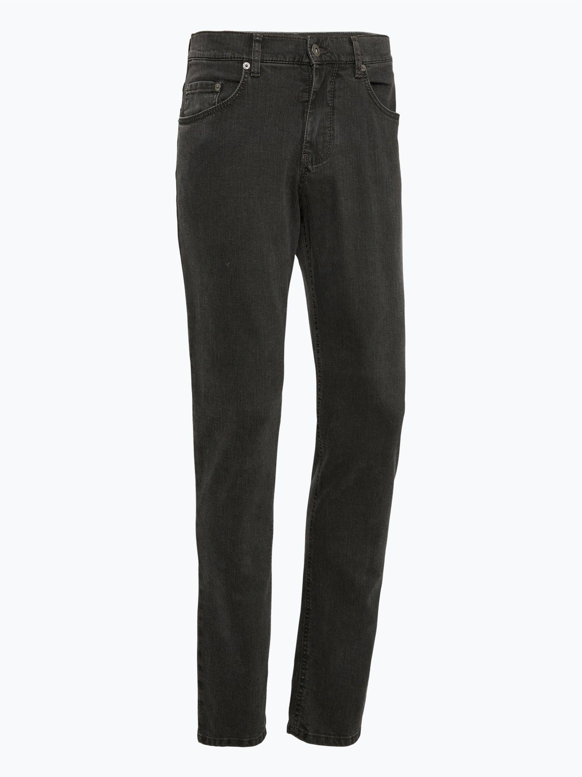 brax herren jeans cooper anthrazit uni online kaufen. Black Bedroom Furniture Sets. Home Design Ideas